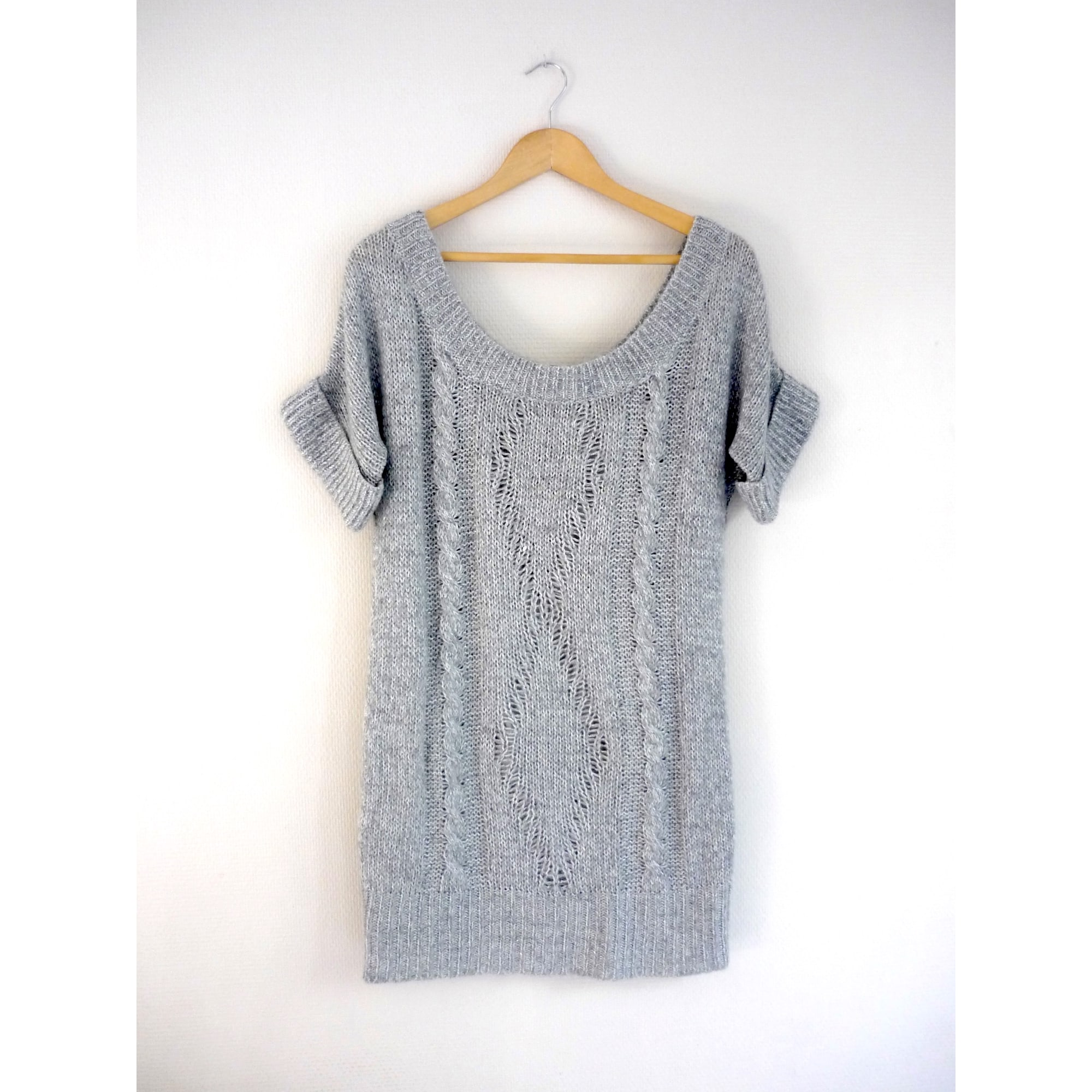 Pull tunique KOOKAI Gris, anthracite