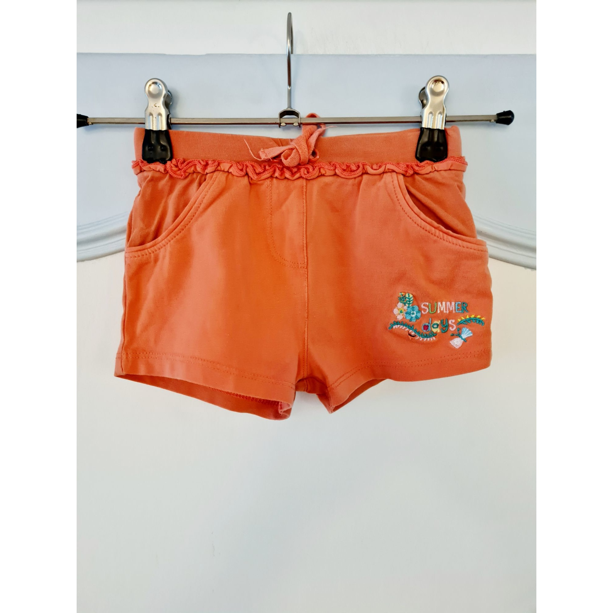 Short ORCHESTRA Orange