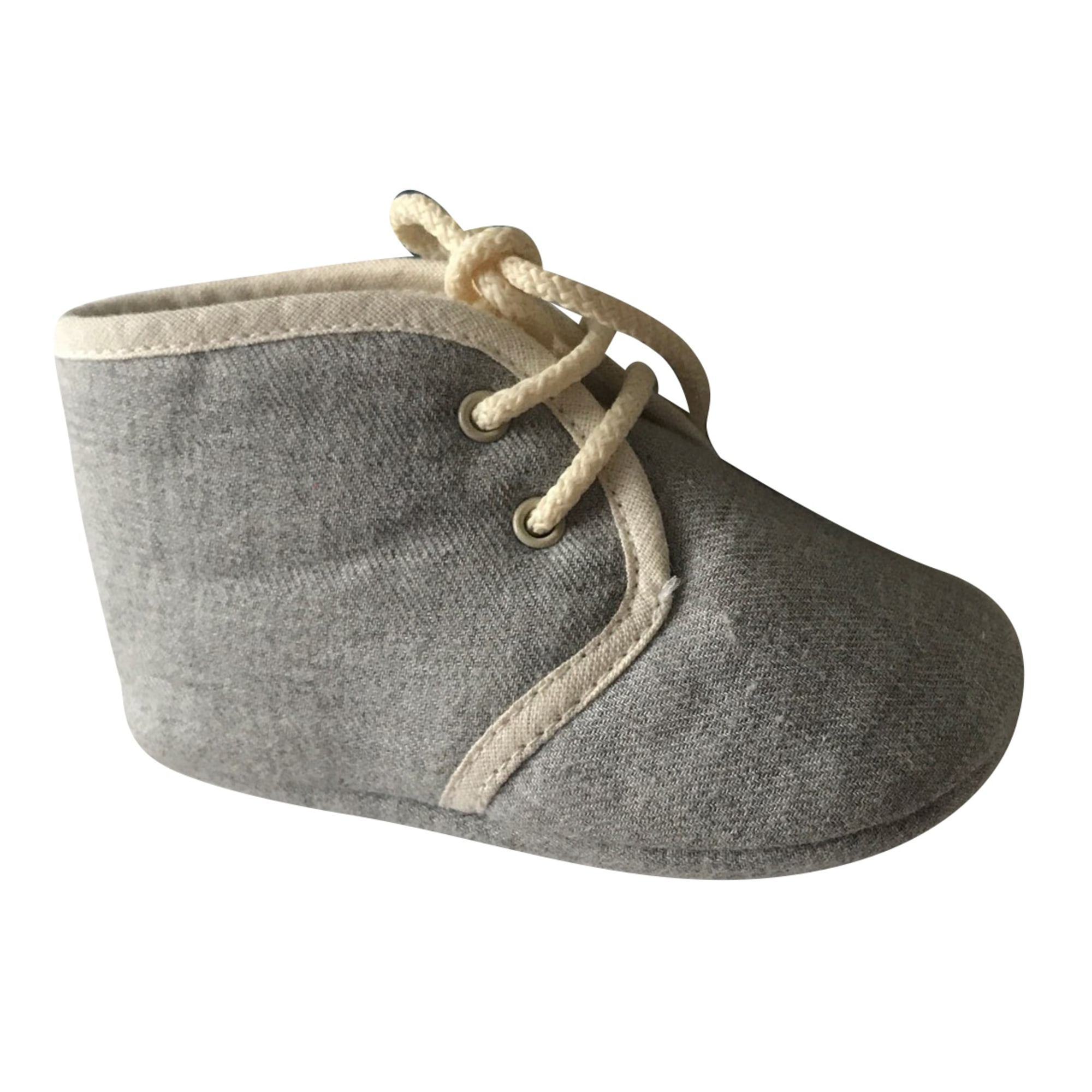 Sneakers BABY DIOR Gray, charcoal