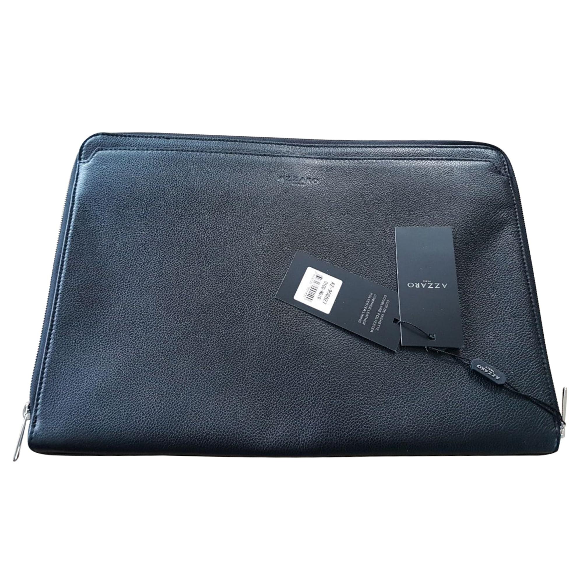 Porte document, serviette AZZARO Noir