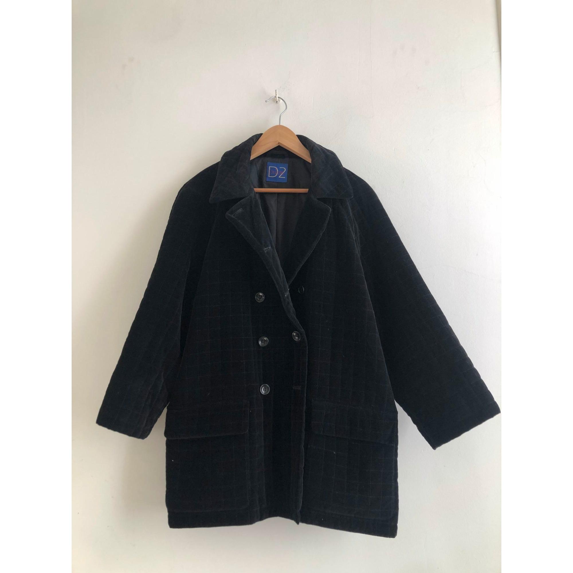 Manteau 100% VINTAGE Noir