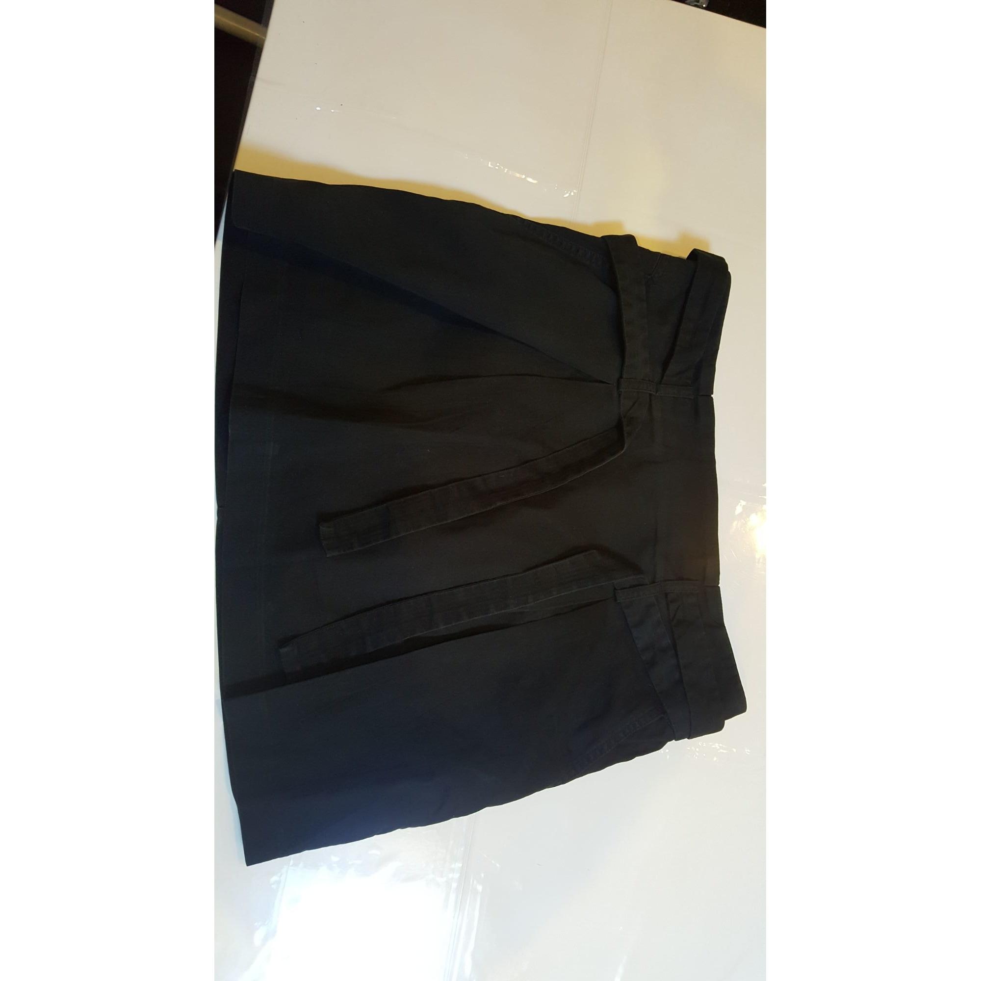 Jupe courte COMPTOIR DES COTONNIERS Noir