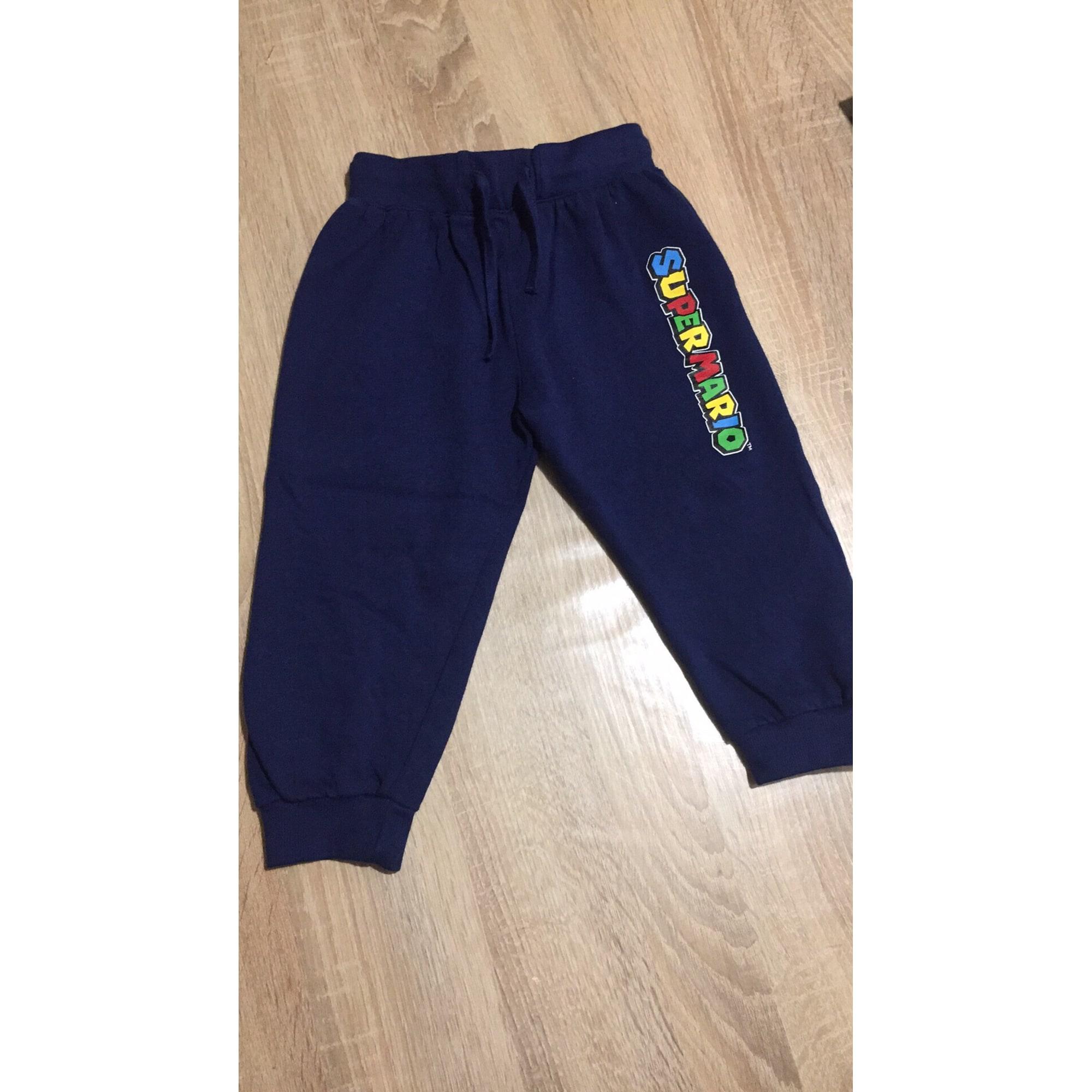 Pantalon de survêtement MARIO Bleu, bleu marine, bleu turquoise