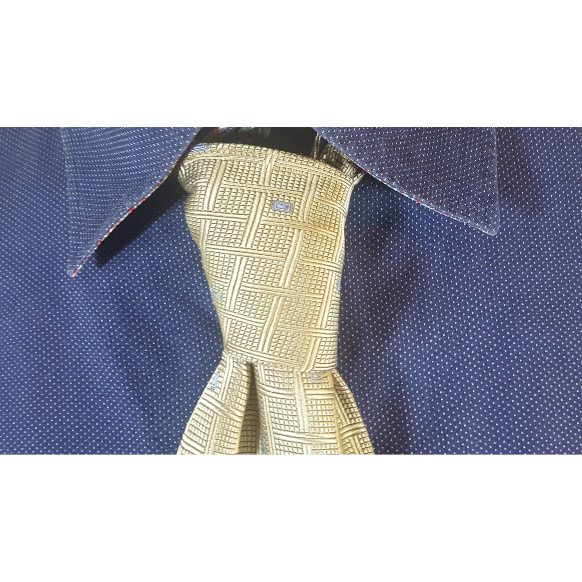Cravate JEAN LOUIS SCHERRER Gris, anthracite