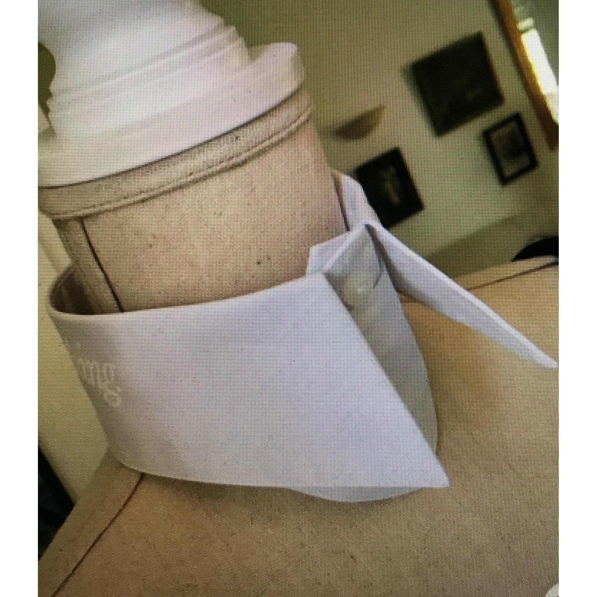 Krawatte KARL LAGERFELD Weiß, elfenbeinfarben