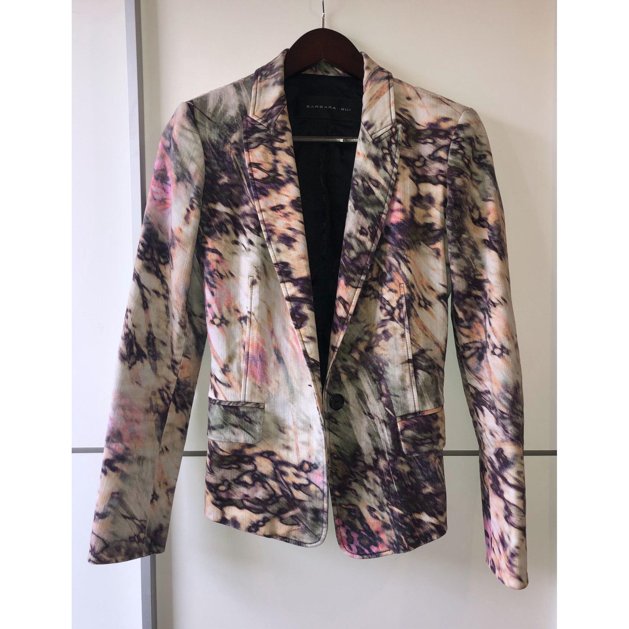 Blazer, veste tailleur BARBARA BUI Multicouleur