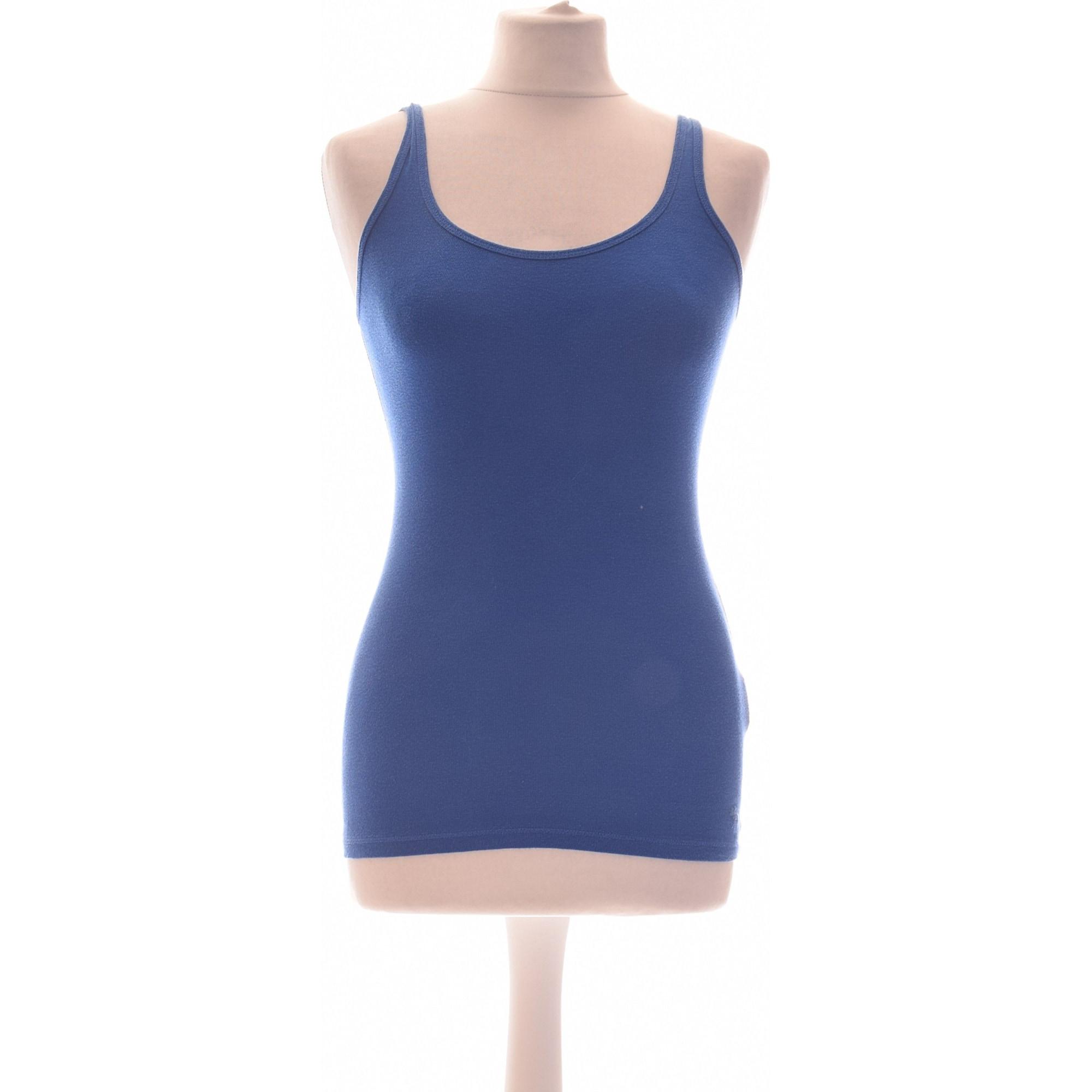Débardeur ABERCROMBIE & FITCH Bleu, bleu marine, bleu turquoise