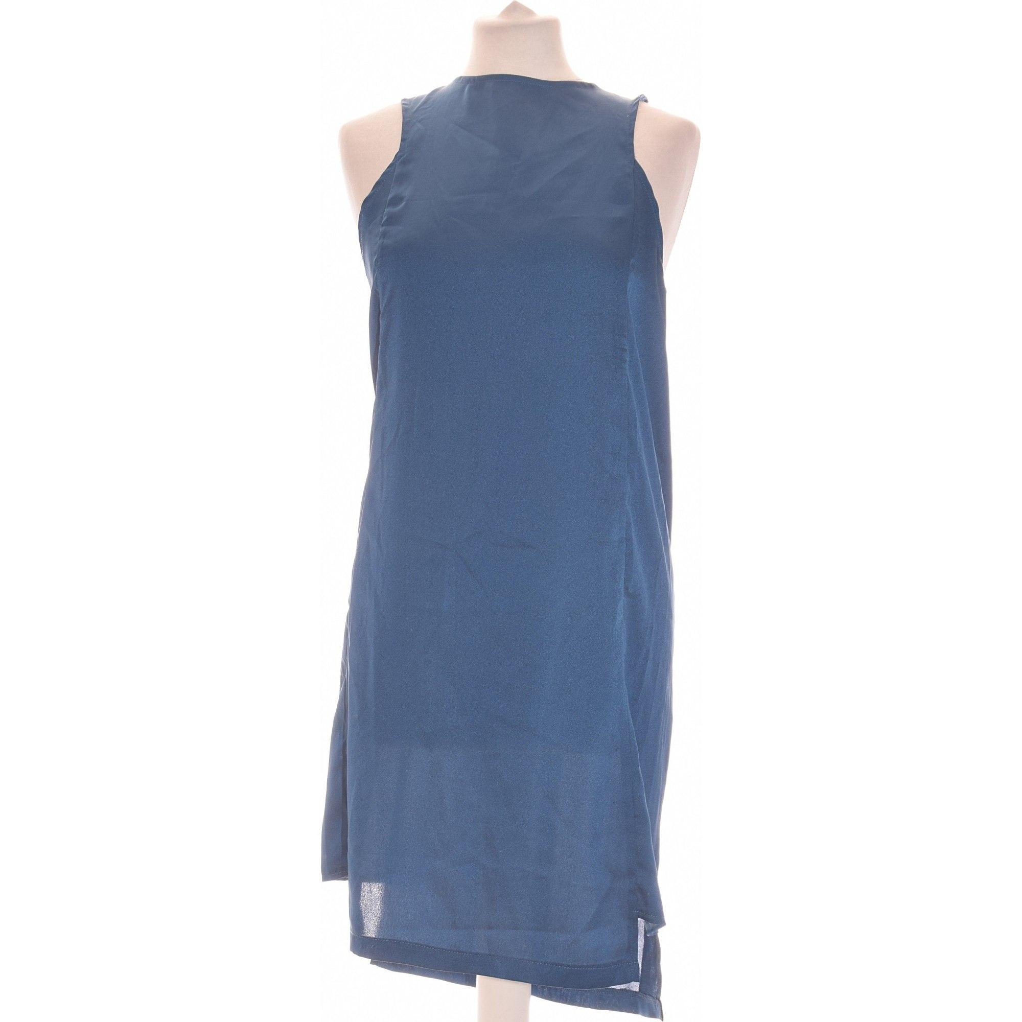 Robe courte MISSGUIDED Bleu, bleu marine, bleu turquoise