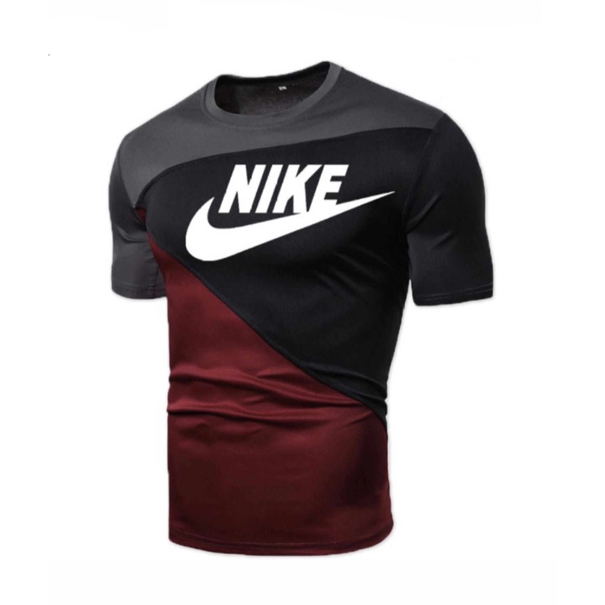 Top, tee-shirt NIKE Gris, anthracite