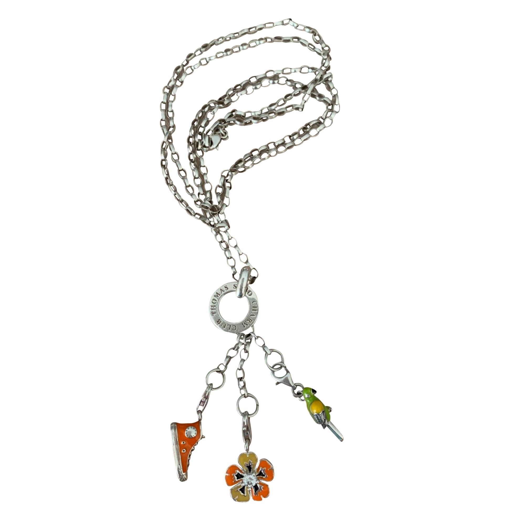 Pendentif, collier pendentif THOMAS SABO Multicouleur