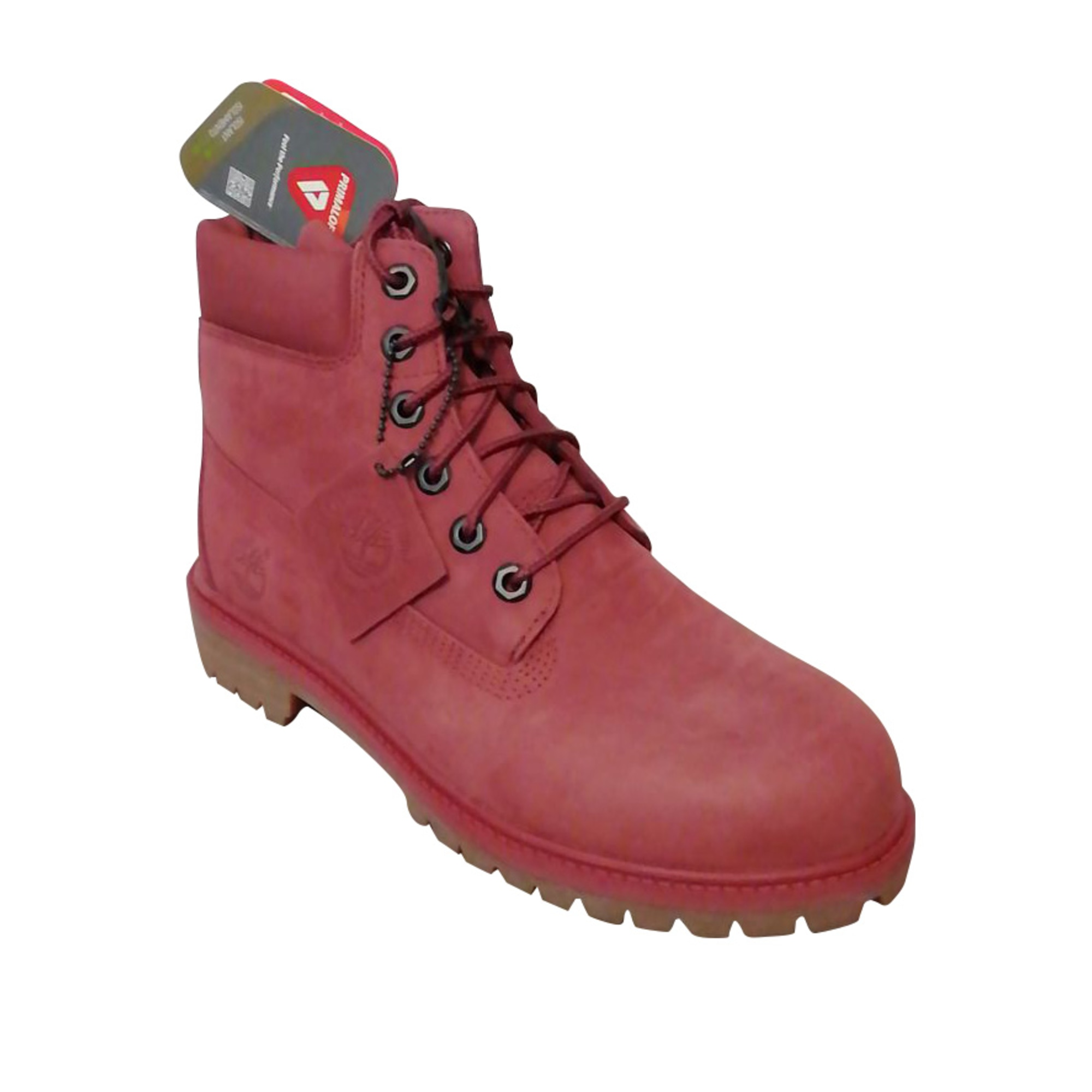 Wedge Ankle Boots TIMBERLAND Red, burgundy