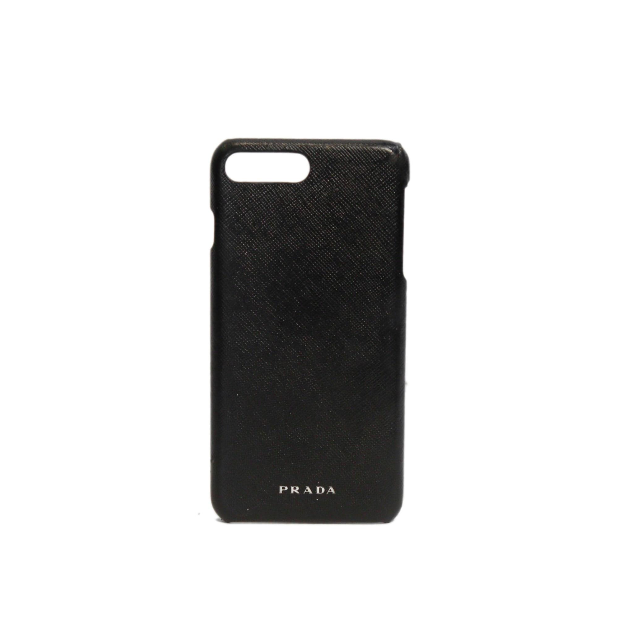 Etui iPhone  PRADA Noir