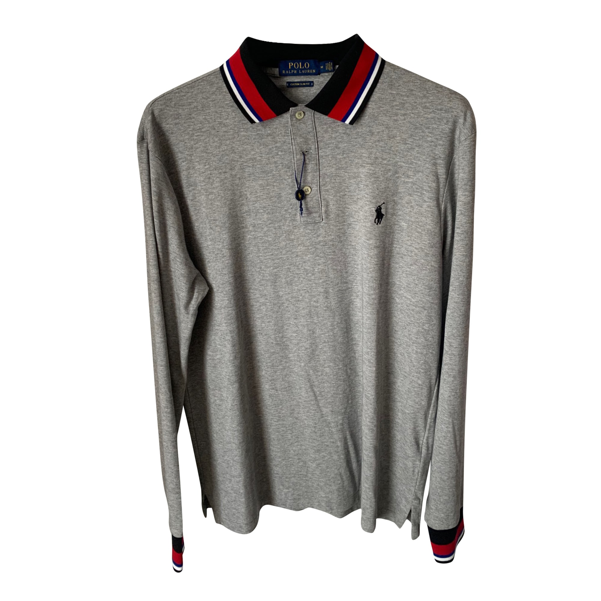 Polo RALPH LAUREN Gris, anthracite