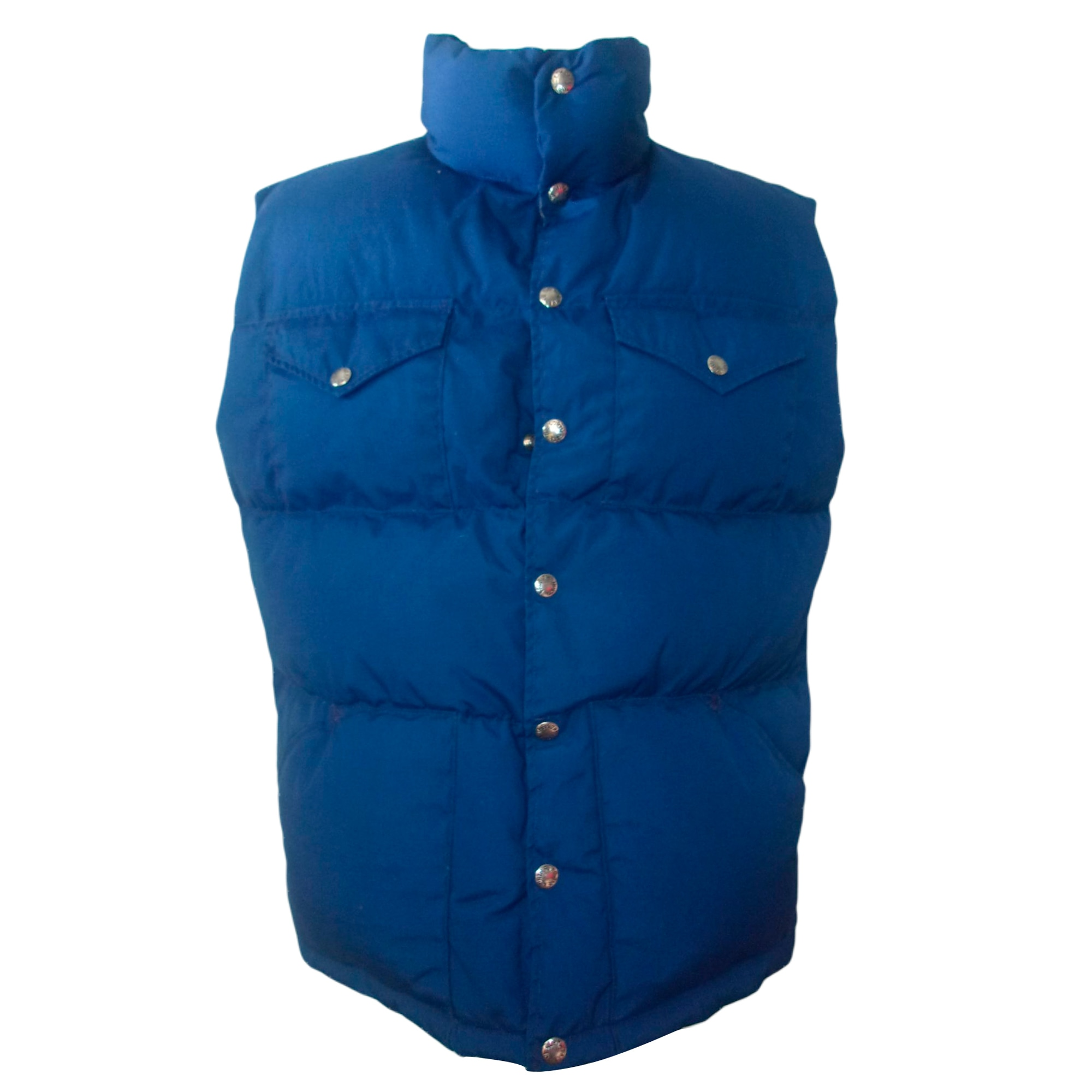 Doudoune THE NORTH FACE Bleu, bleu marine, bleu turquoise