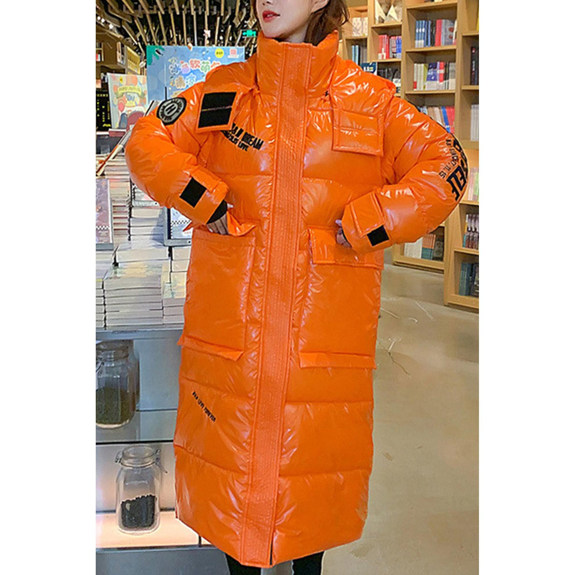 Doudoune UNOMATCH Orange