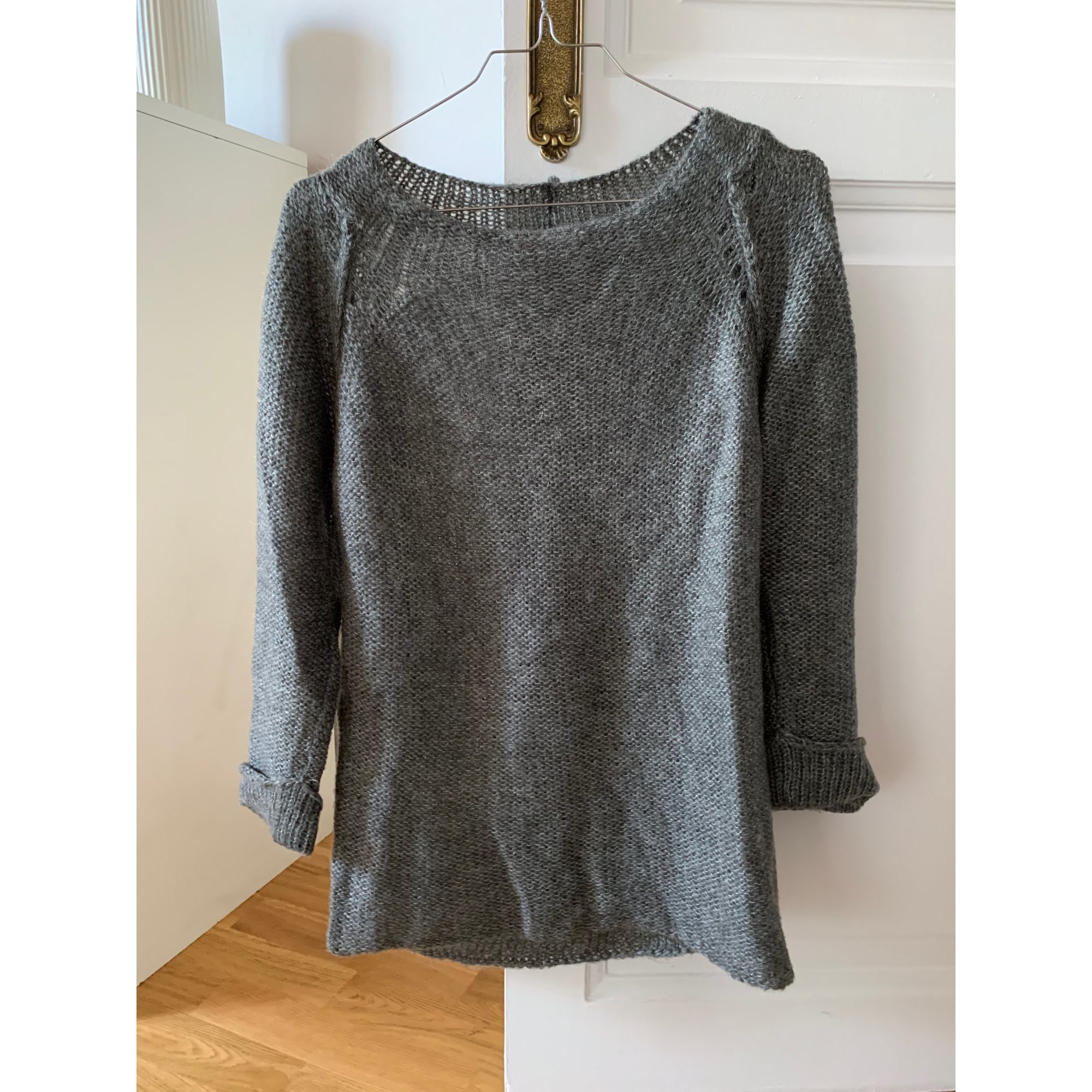 Pull BY ZOE Gris, anthracite