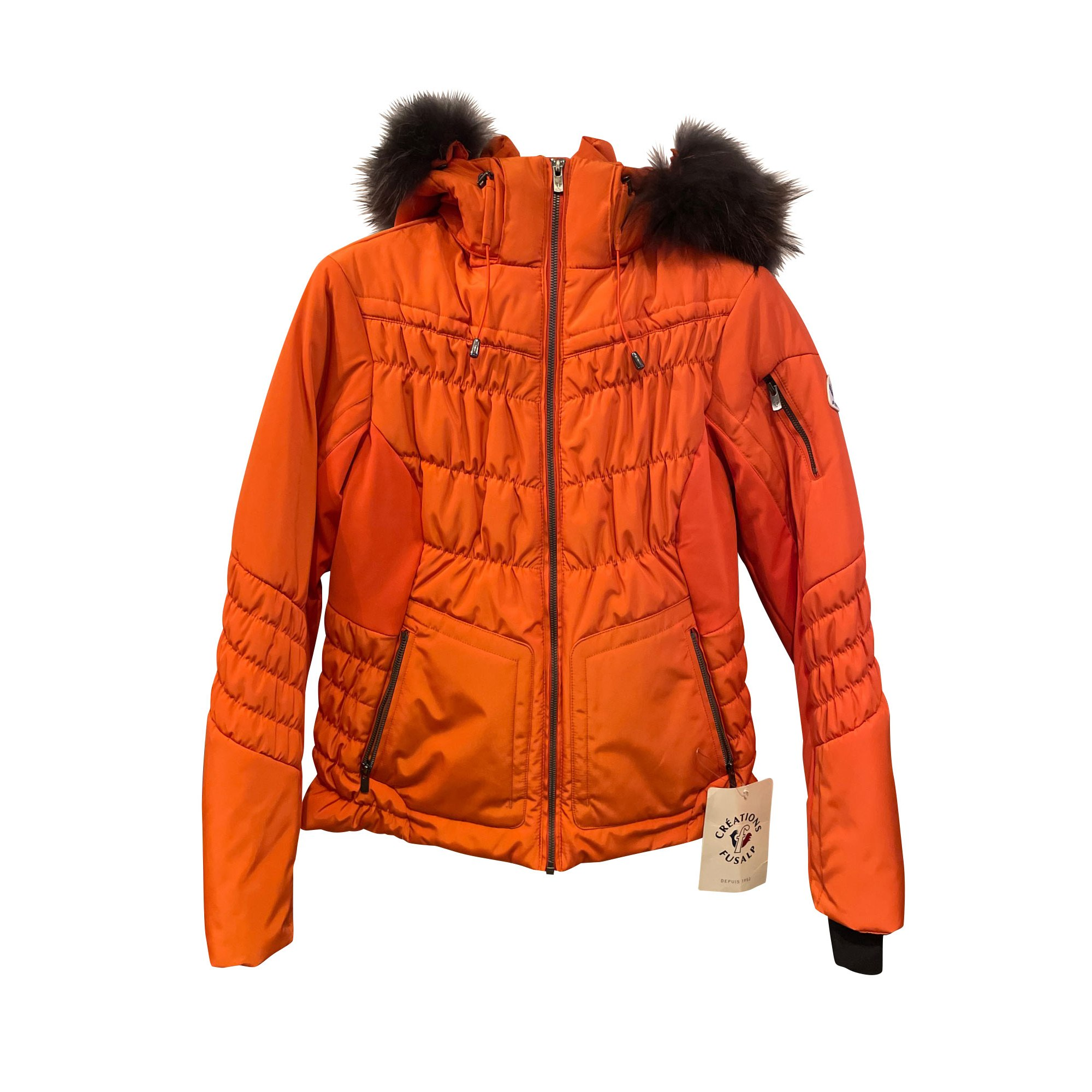 Veste FUSALP Orange