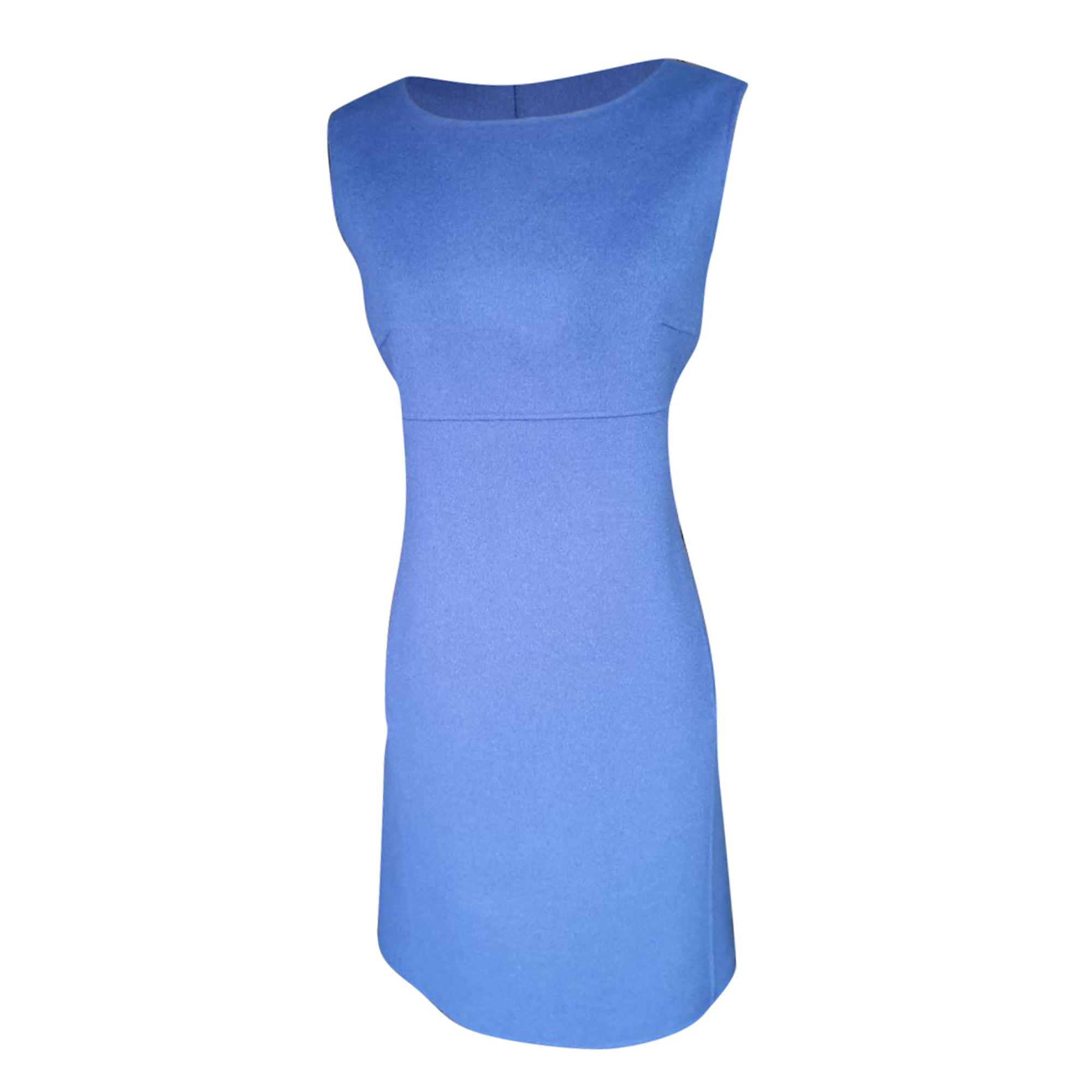 Robe mi-longue WEEKEND MAX MARA Bleu, bleu marine, bleu turquoise
