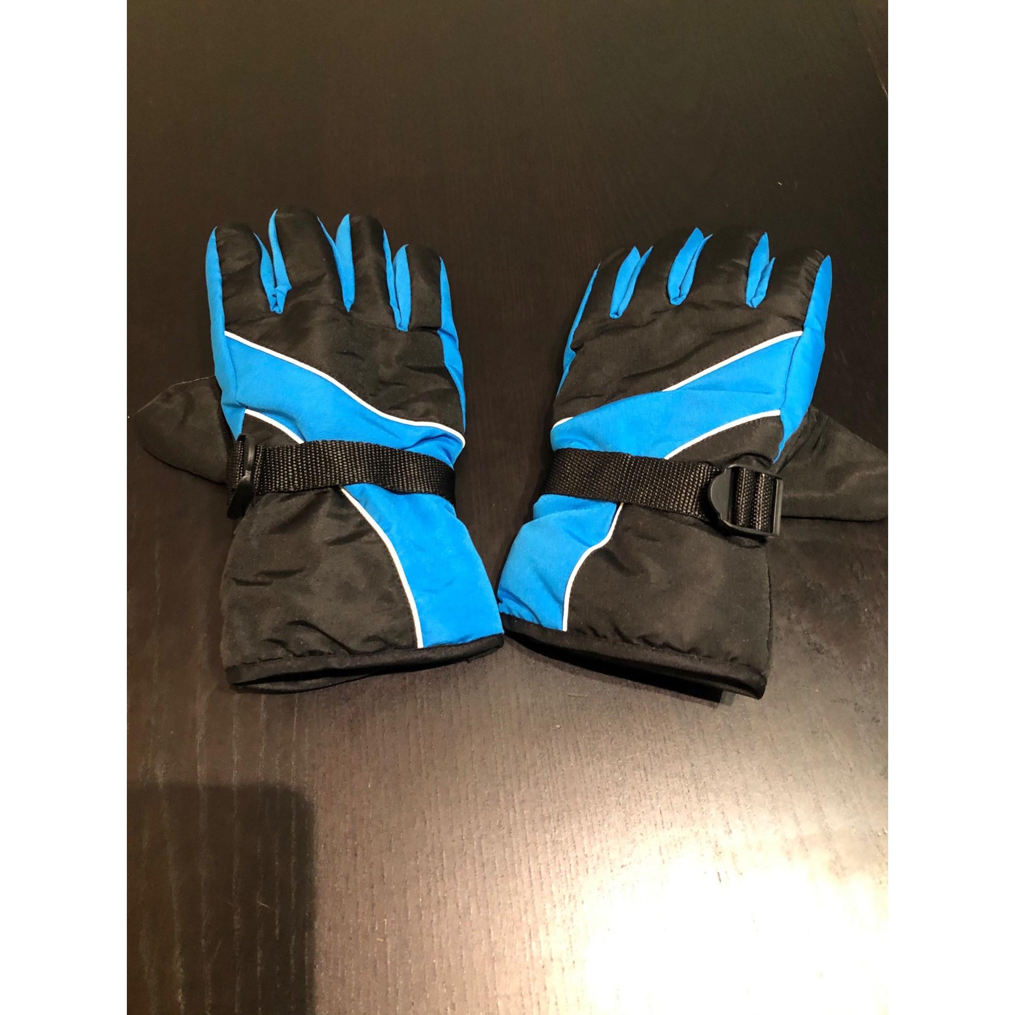 Handschuhe MARQUE INCONNUE Schwarz