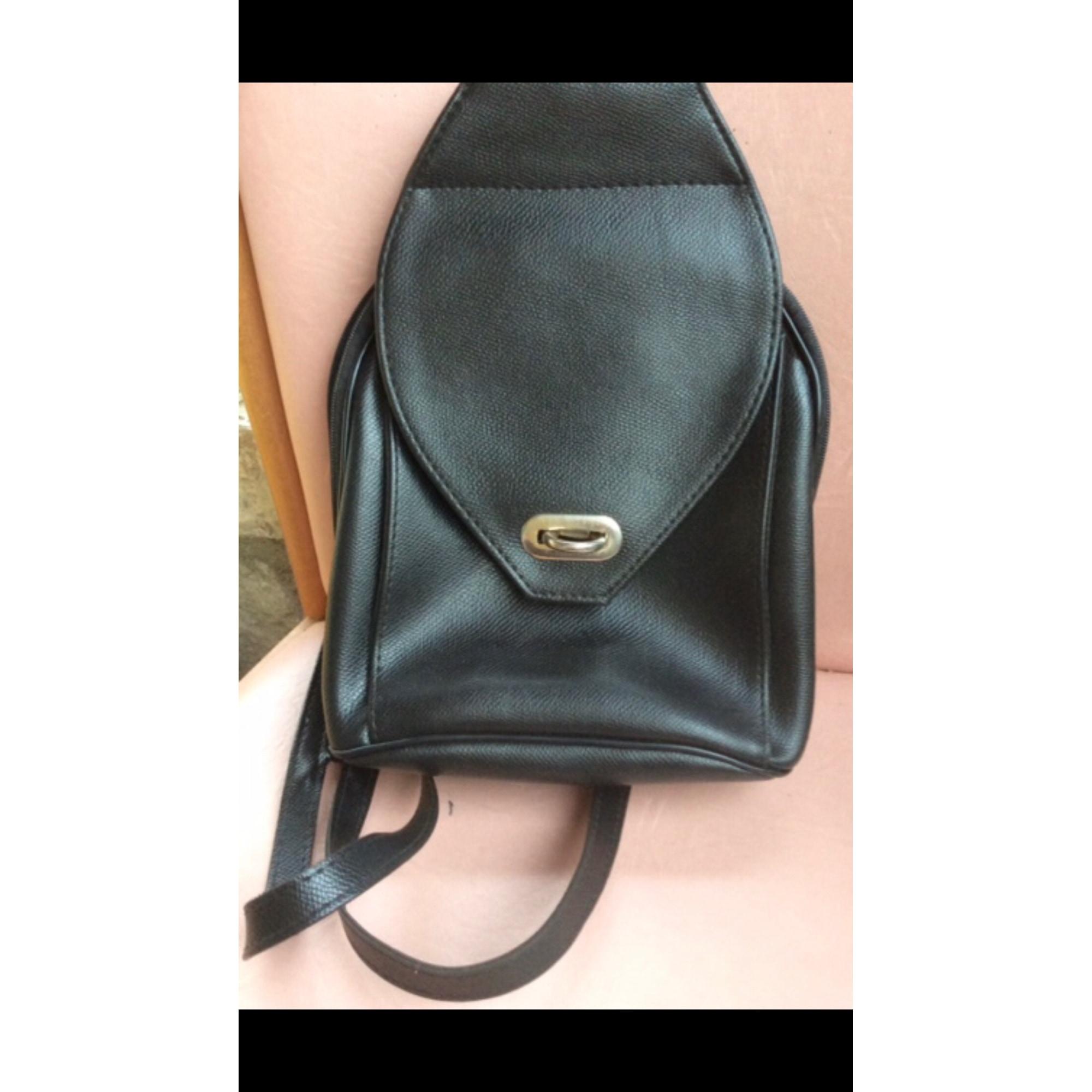Backpack POURQUOI PAS Black