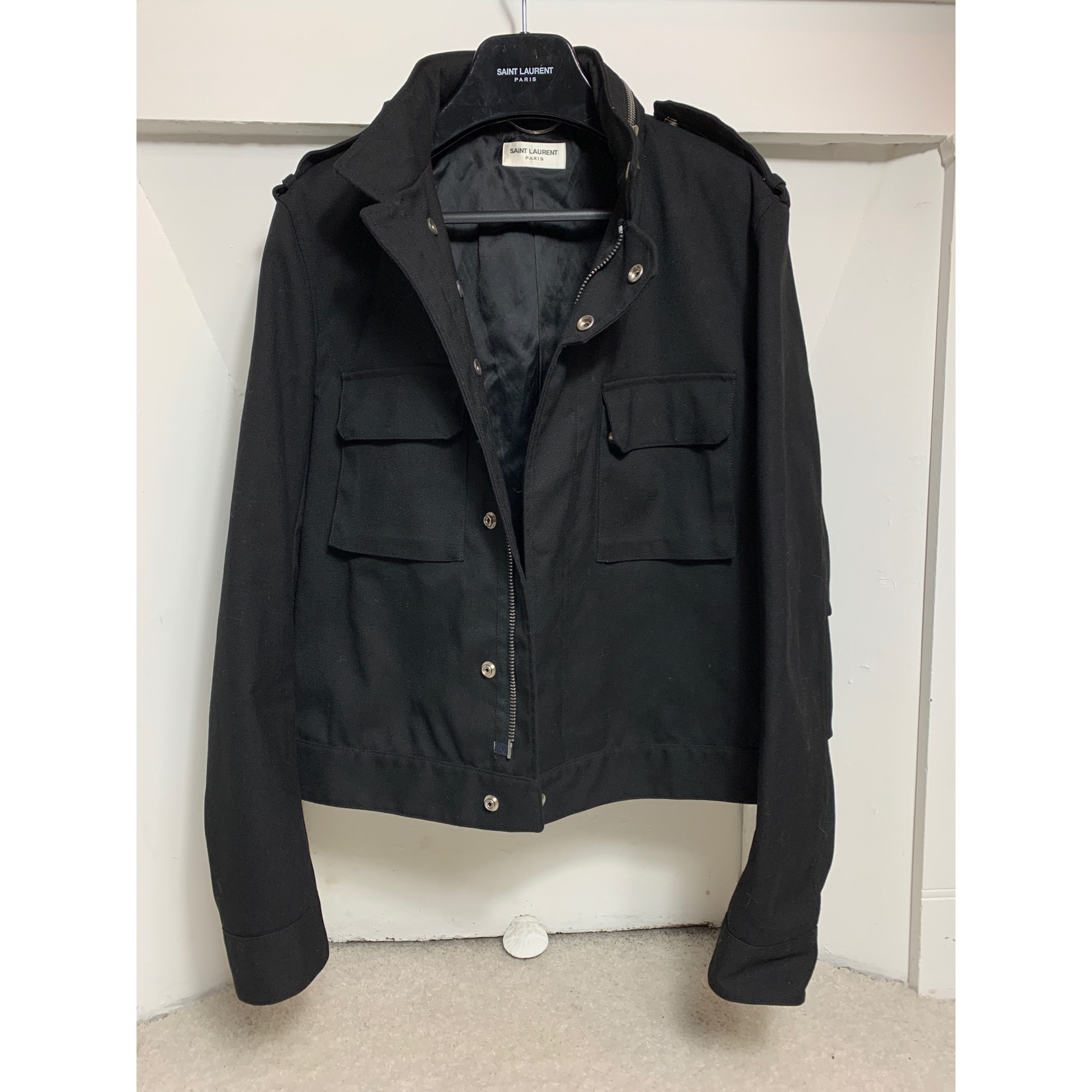 Veste SAINT LAURENT Noir