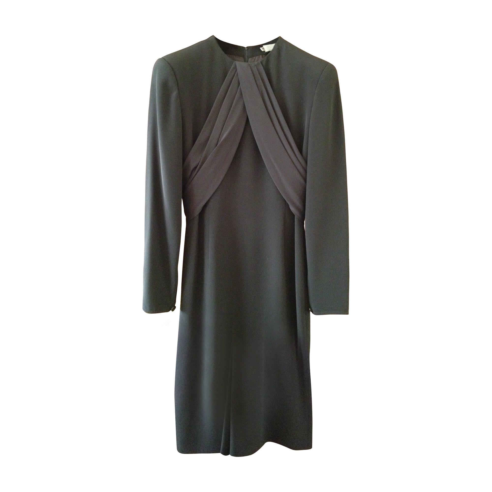 Robe courte GIORGIO ARMANI Noir
