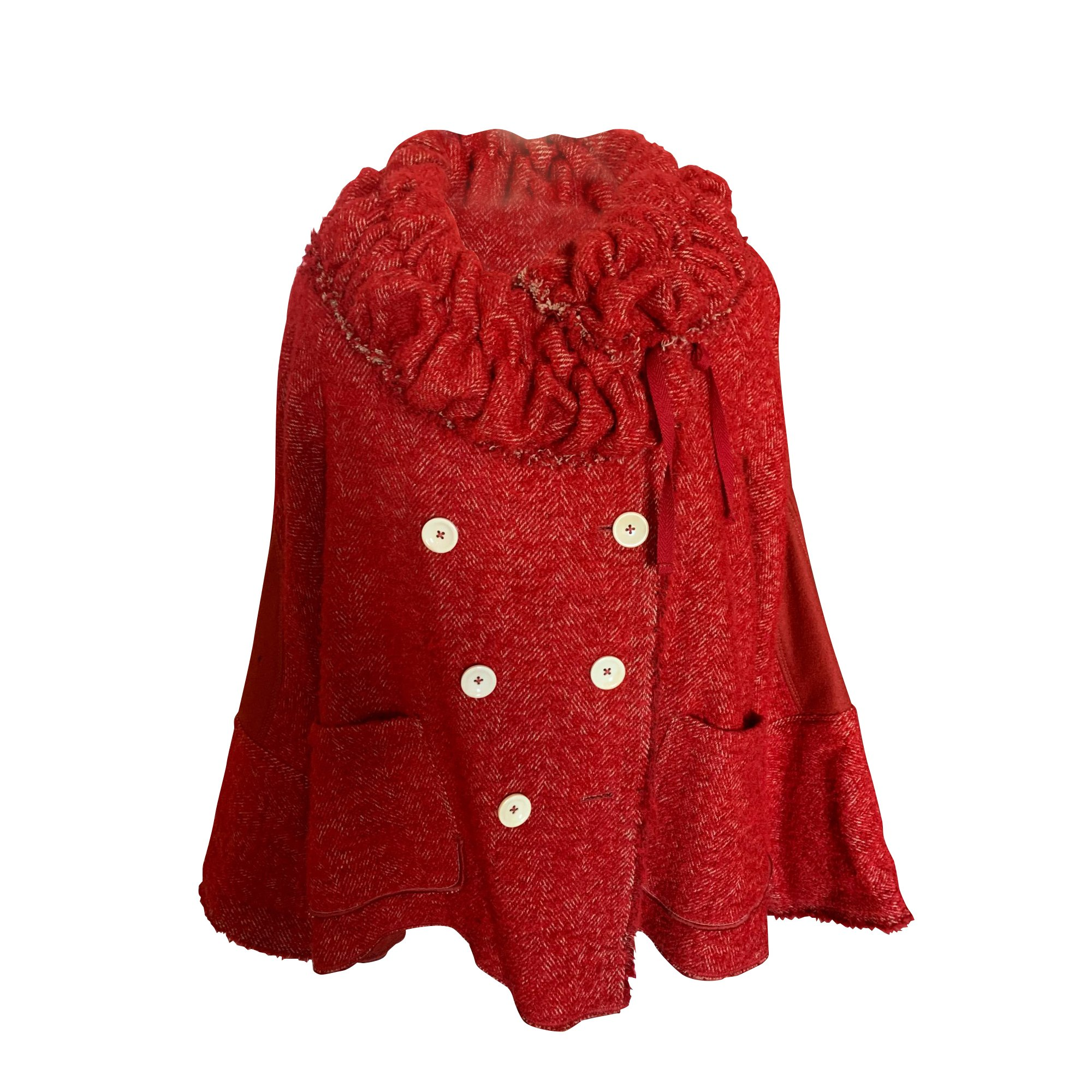 Veste HIGH Rouge
