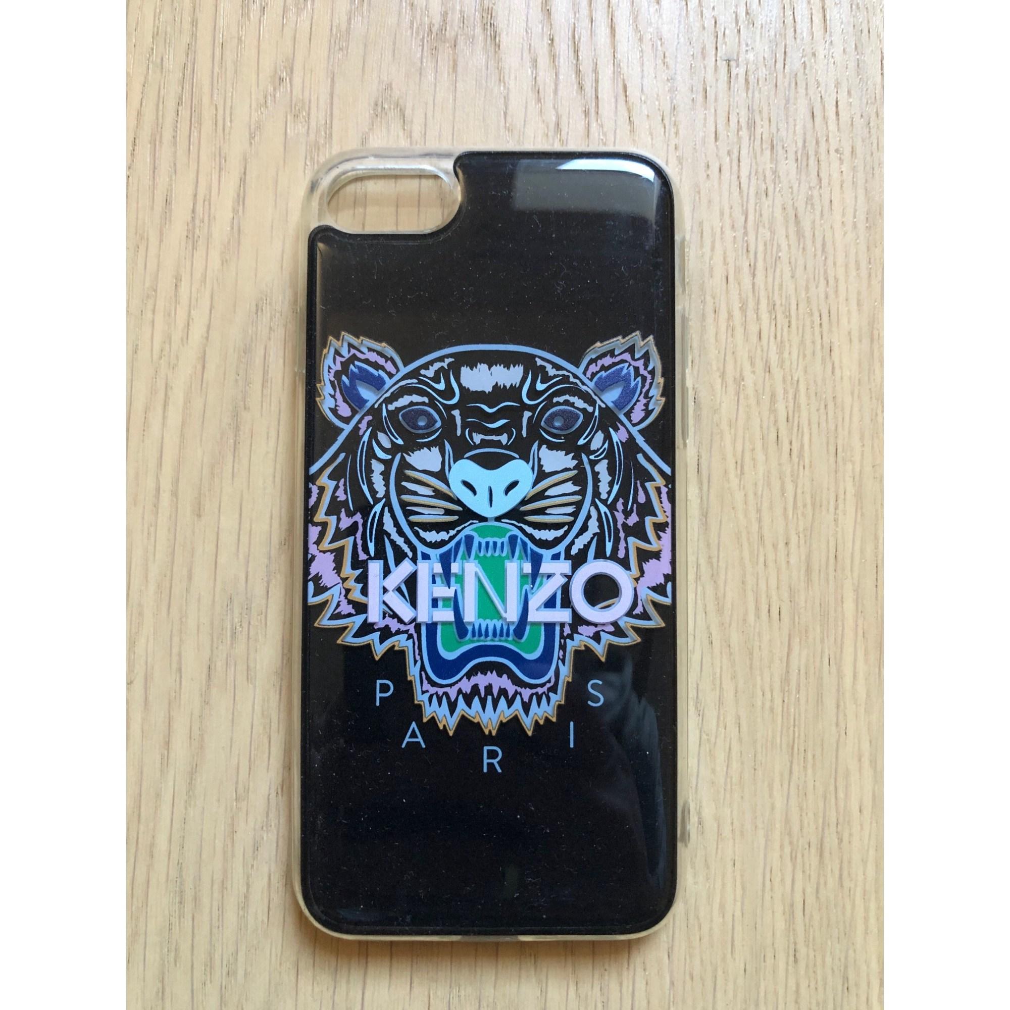 Etui iPhone  KENZO Noir