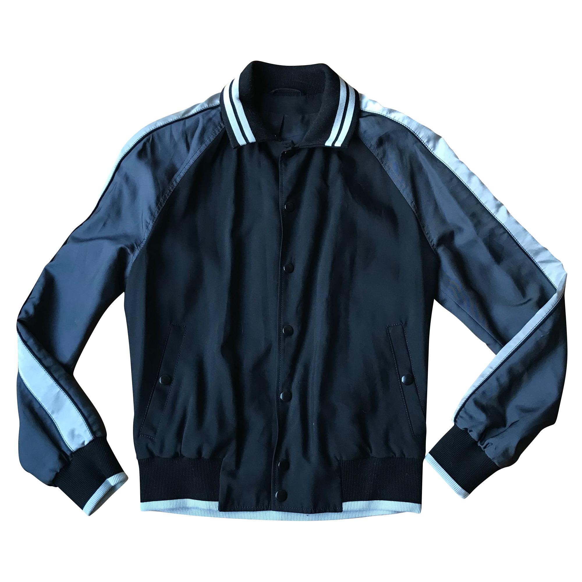 Zipped Jacket LANVIN Black