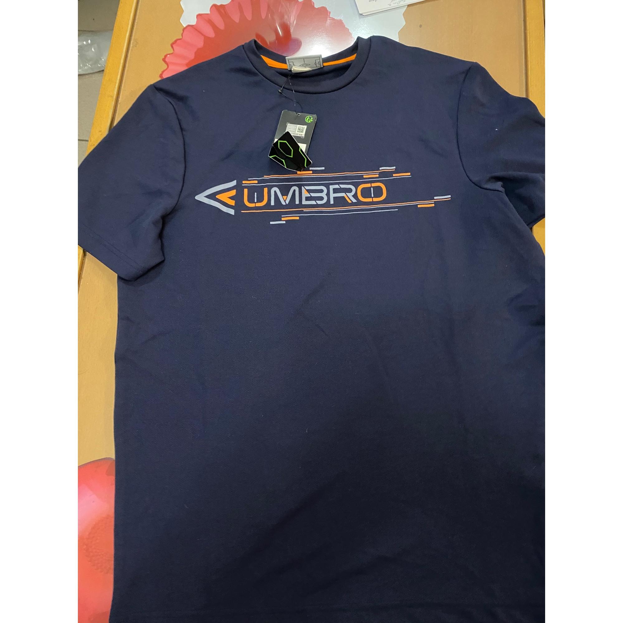 T-shirt UMBRO Blue, navy, turquoise