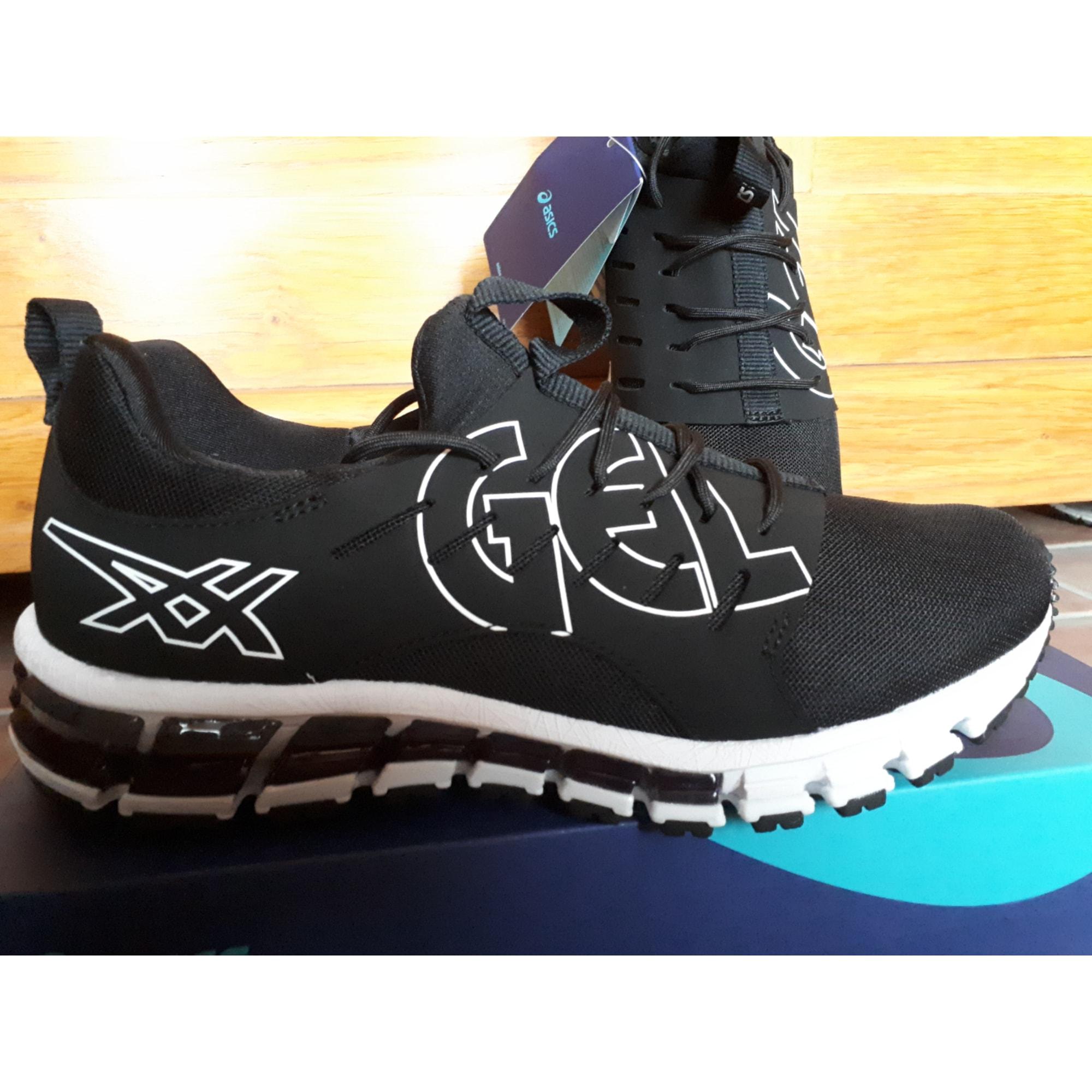 Chaussures de sport ASICS Noir