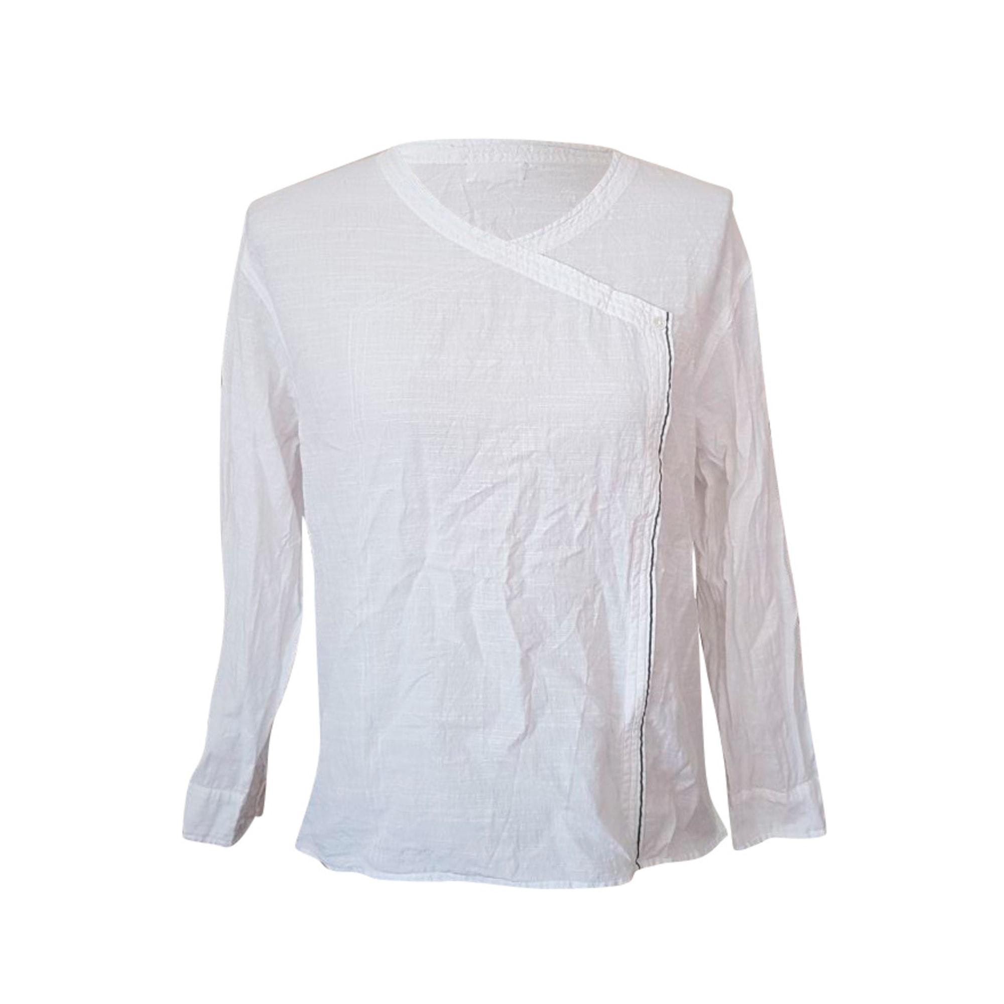 Blouse SOEUR Blanc, blanc cassé, écru