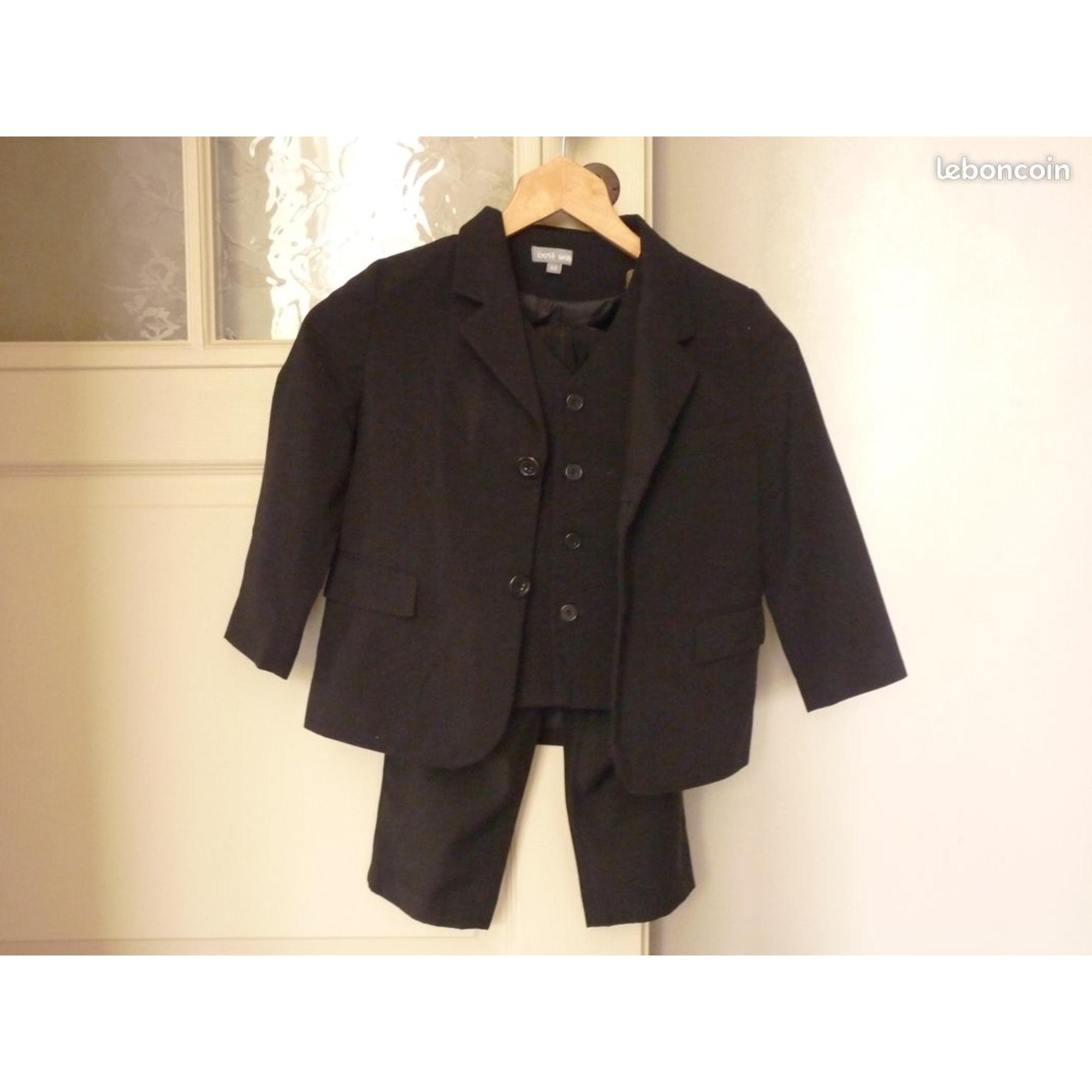 Complete Suit GÉMO Black
