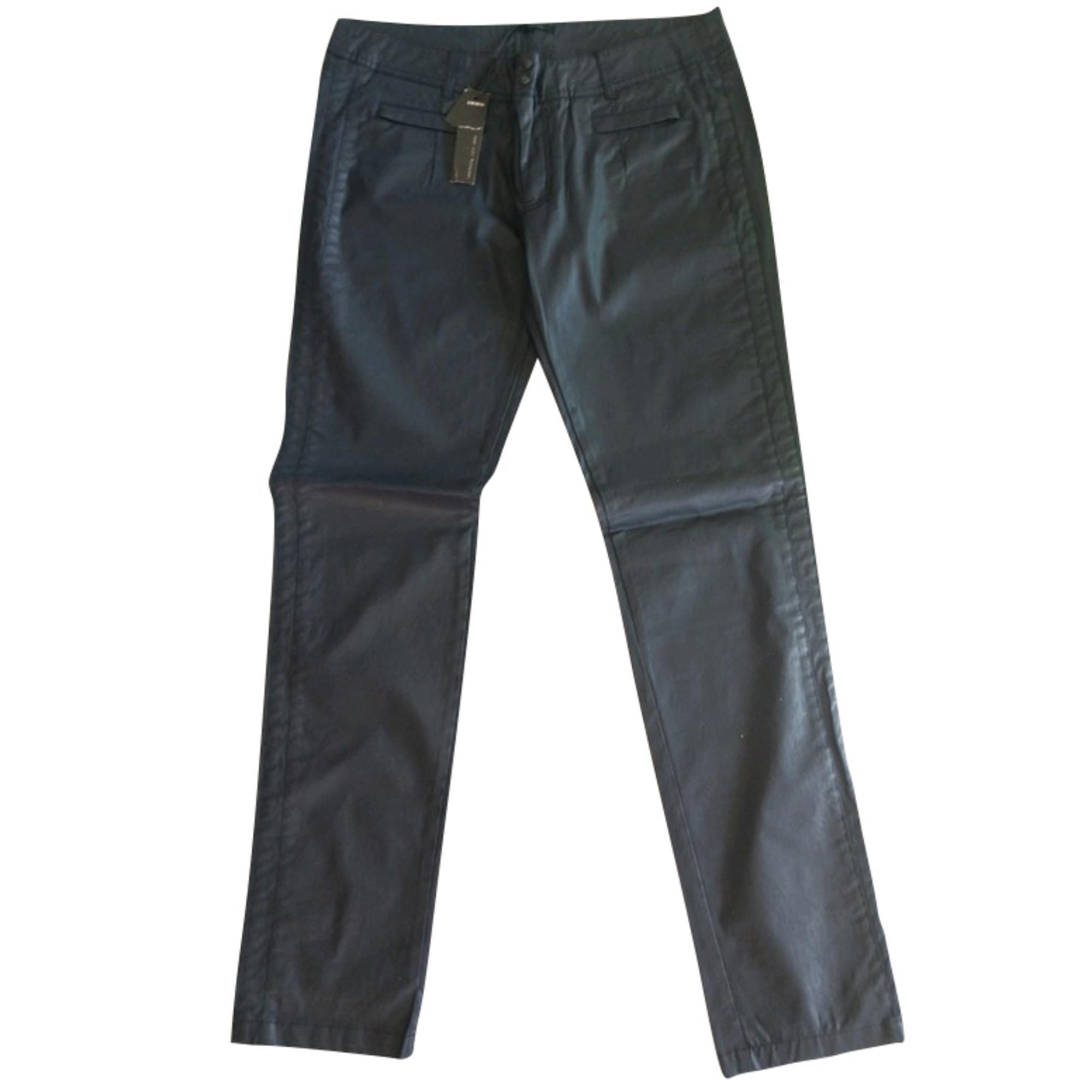 Pantalon droit IKKS Bleu, bleu marine, bleu turquoise