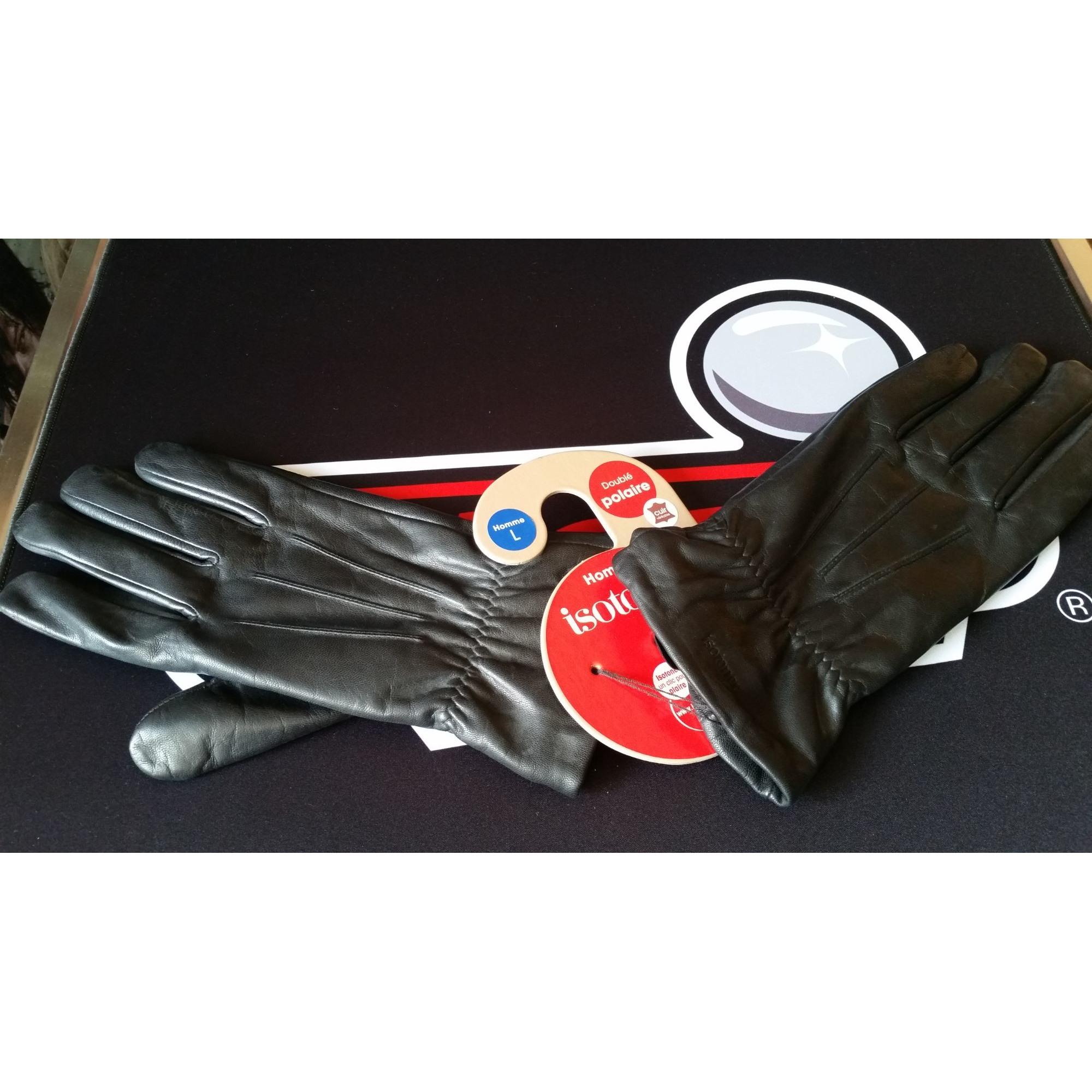 Handschuhe ISOTONER Schwarz