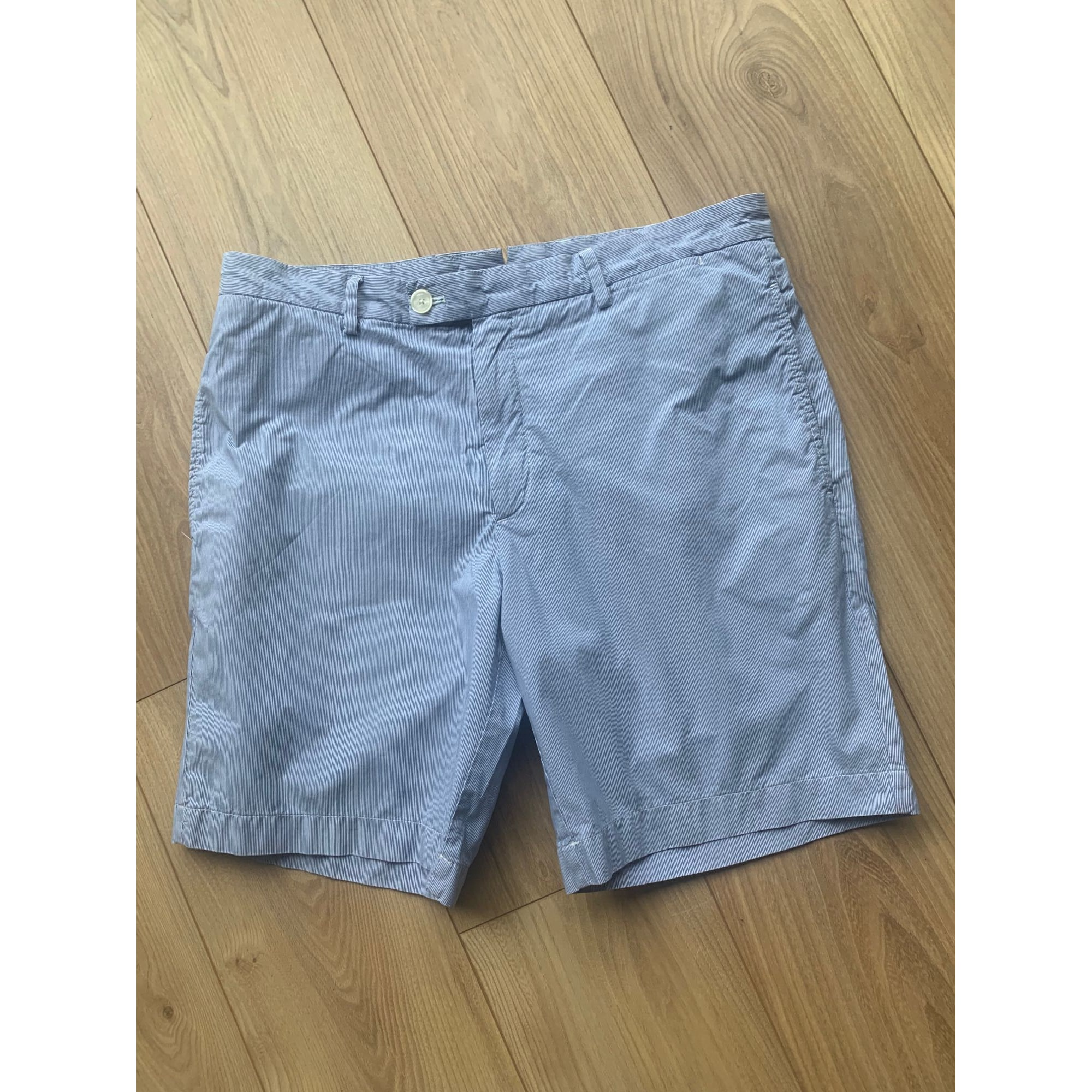 Short EDEN PARK Bleu, bleu marine, bleu turquoise