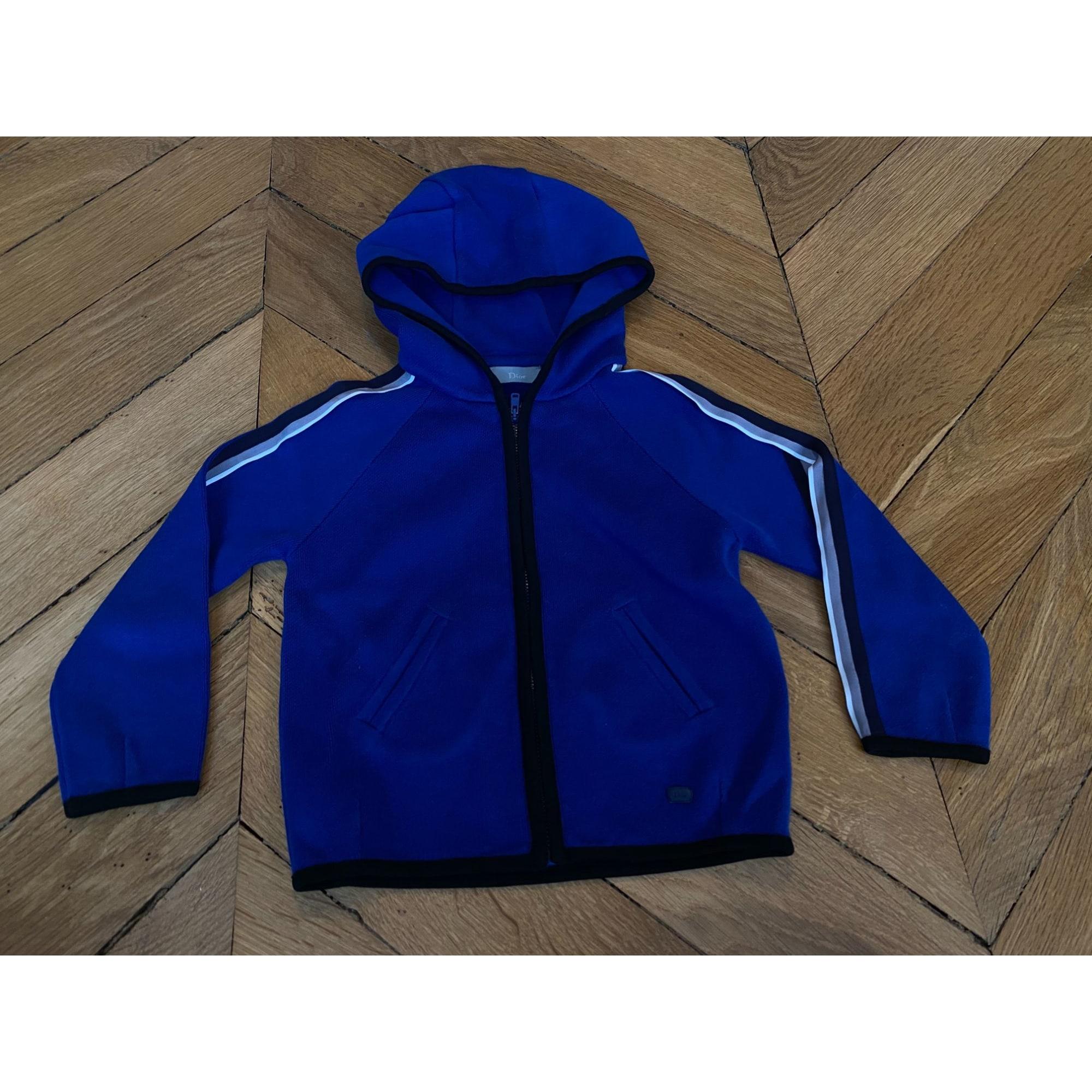 Sweatshirt BABY DIOR Blue, navy, turquoise