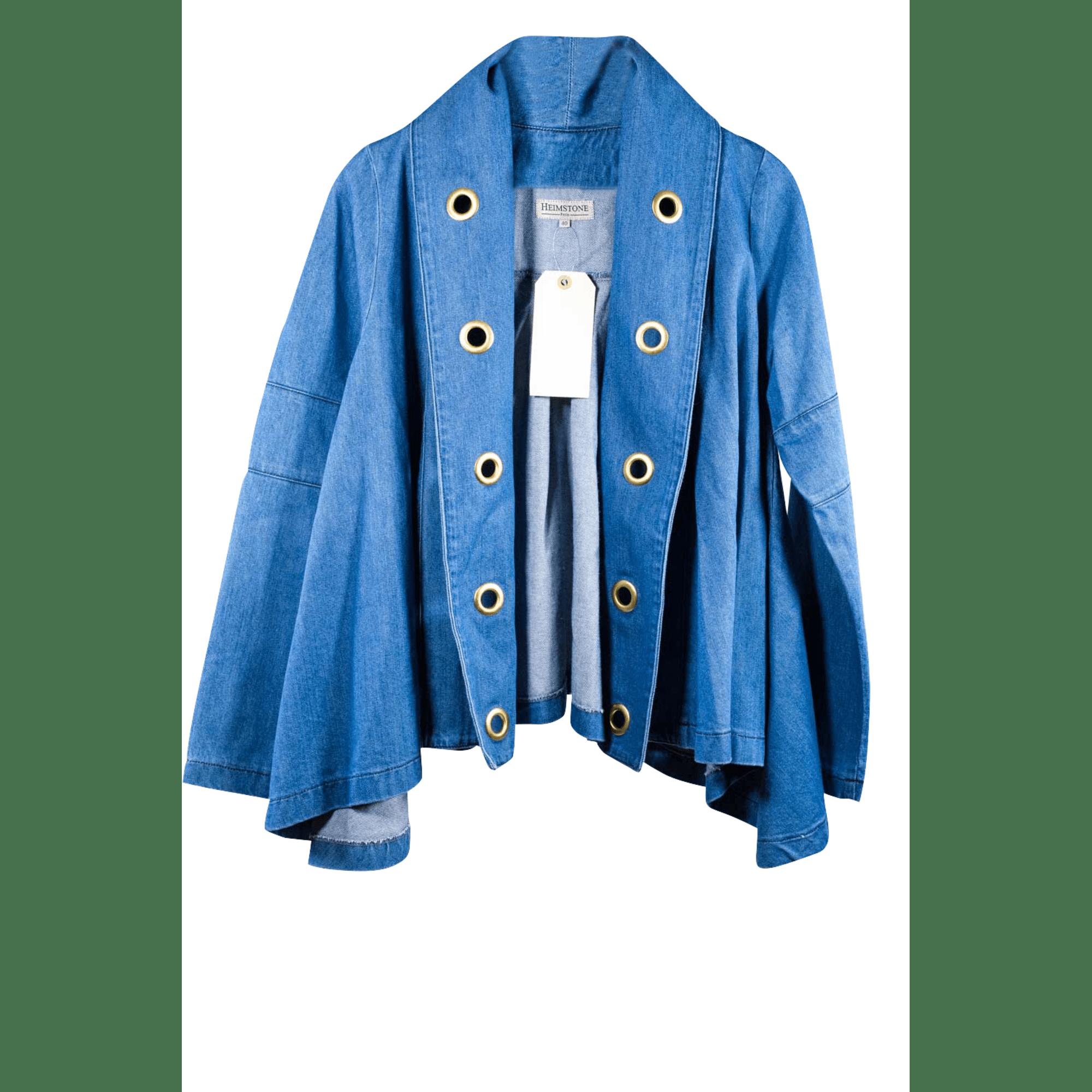 Veste HEIMSTONE Bleu, bleu marine, bleu turquoise
