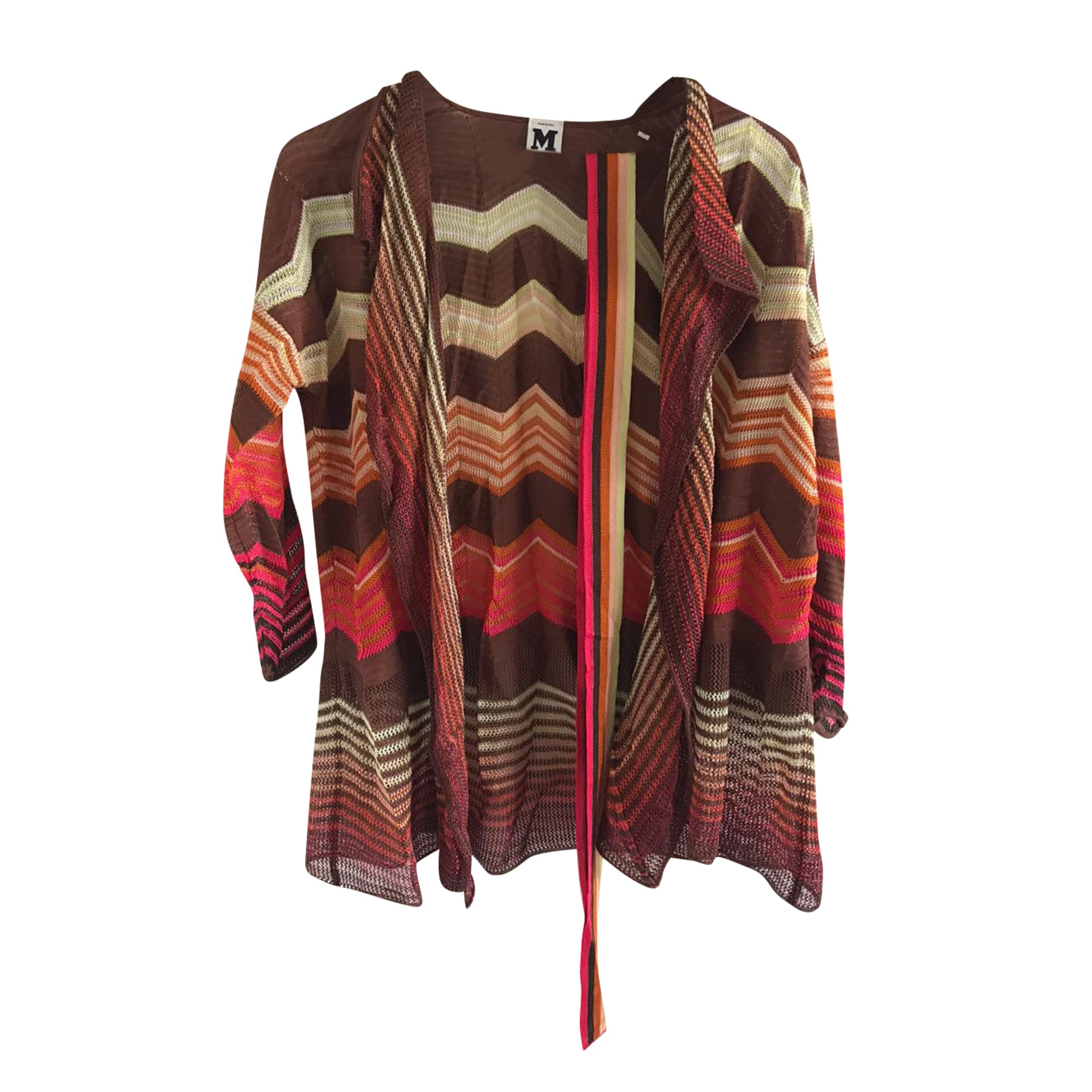 Gilet, cardigan MISSONI Rouge, bordeaux
