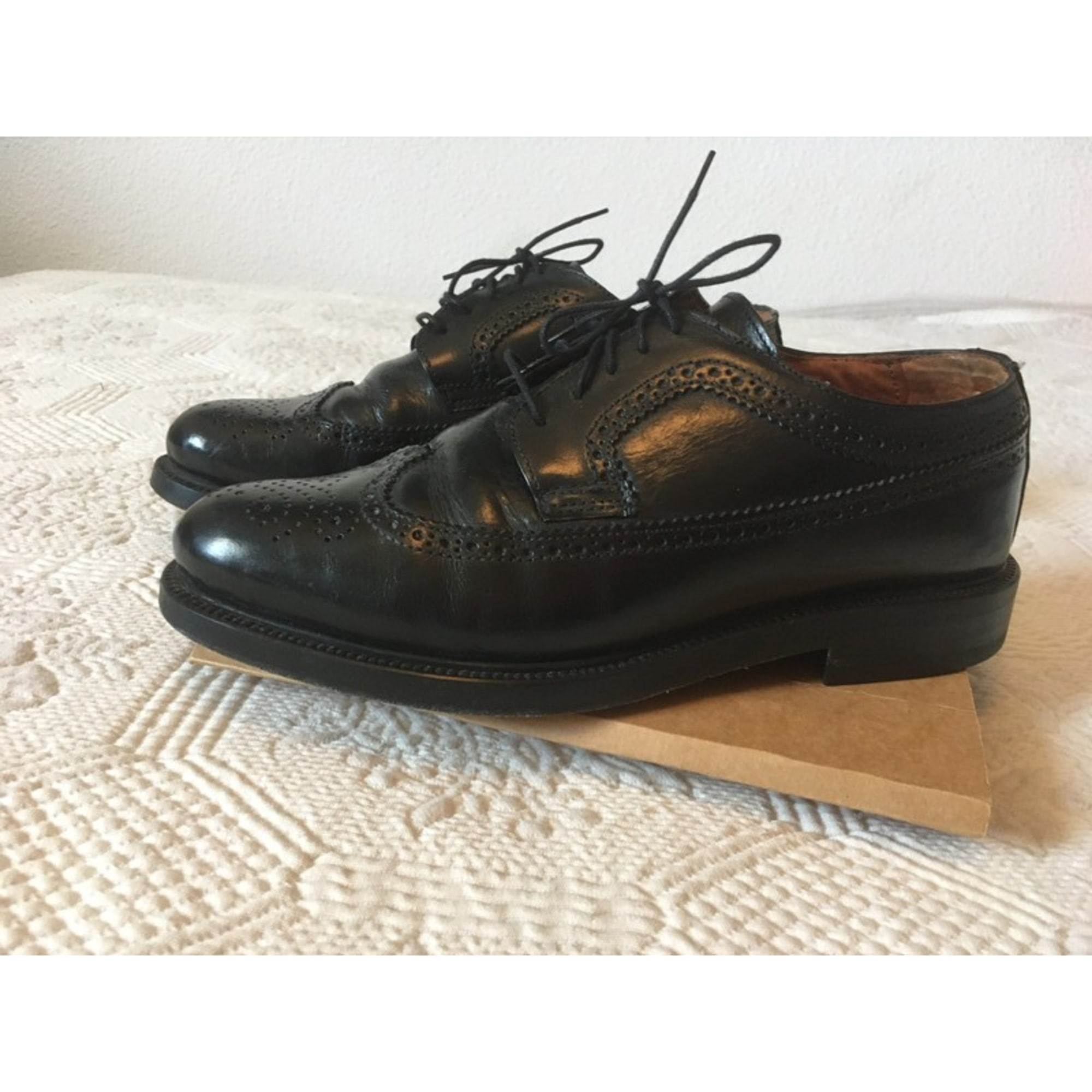 Chaussures à lacets PRÉDILECTION Noir