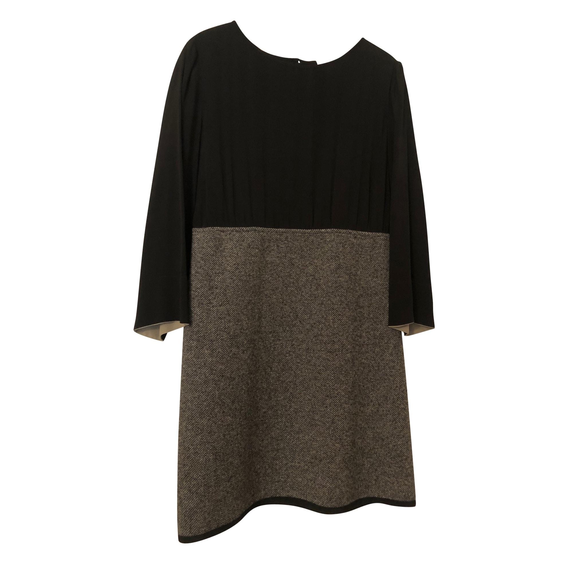 Robe courte PATRIZIA PEPE Noir, gris