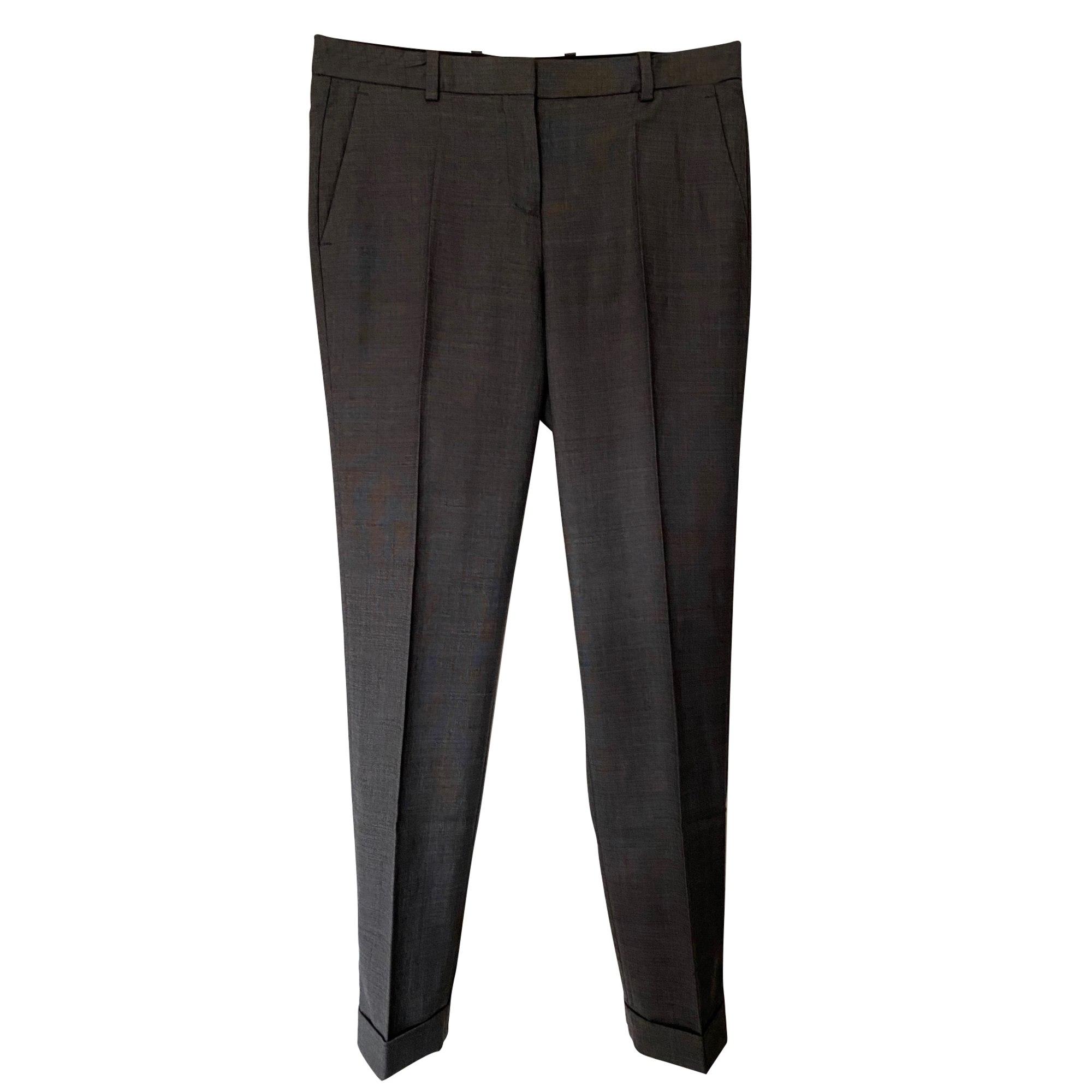 Tailleur pantalon THE KOOPLES Gris, anthracite