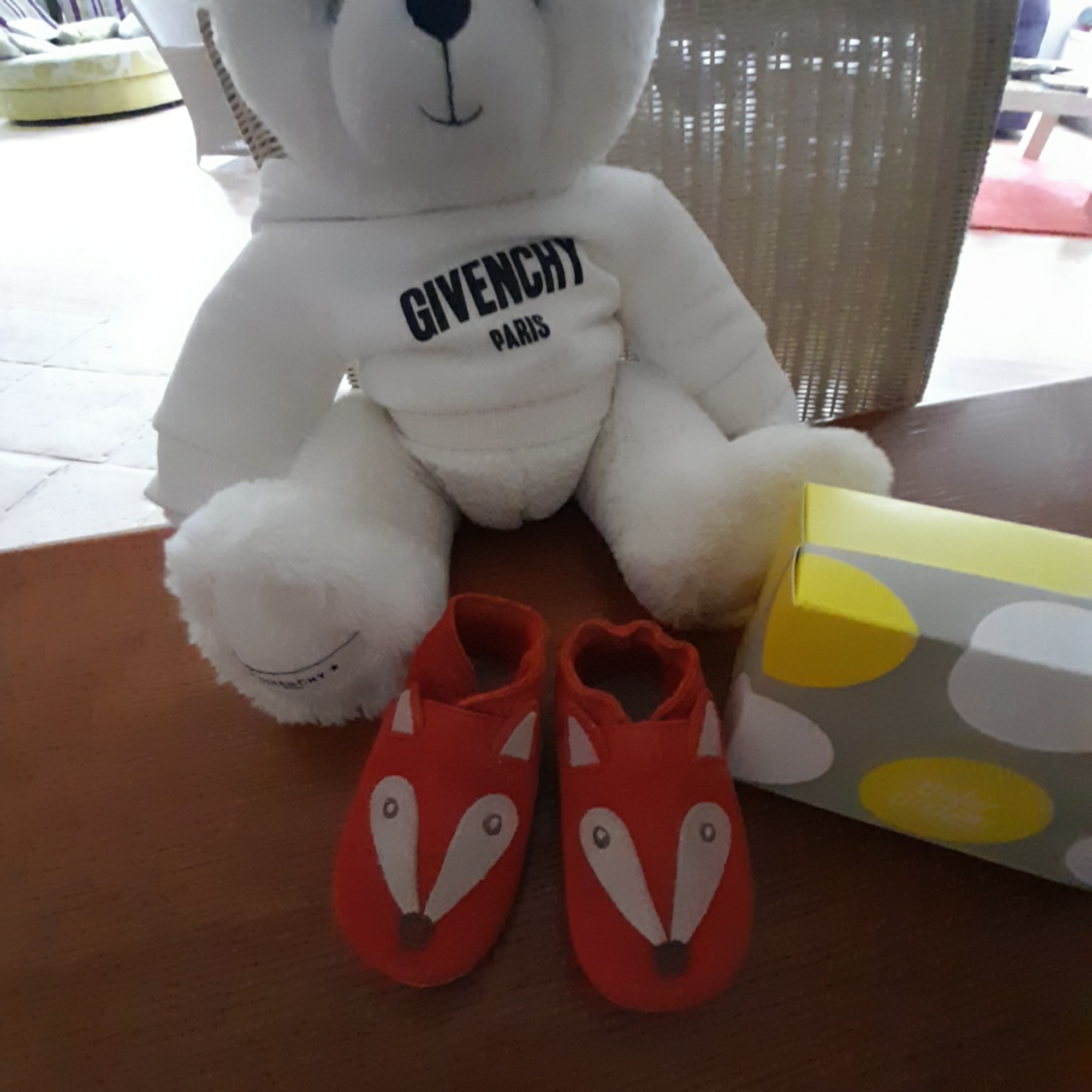 Slippers BABY BODEN Multicolor