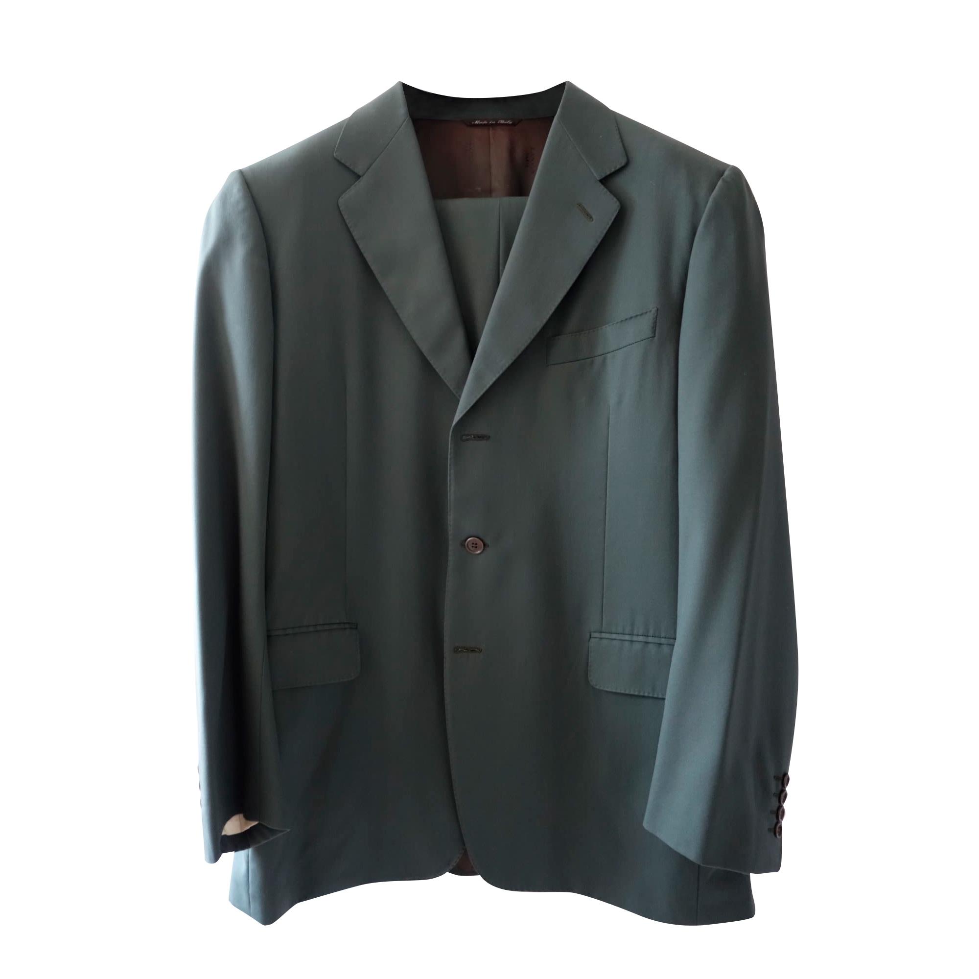 Complete Suit LANVIN Green