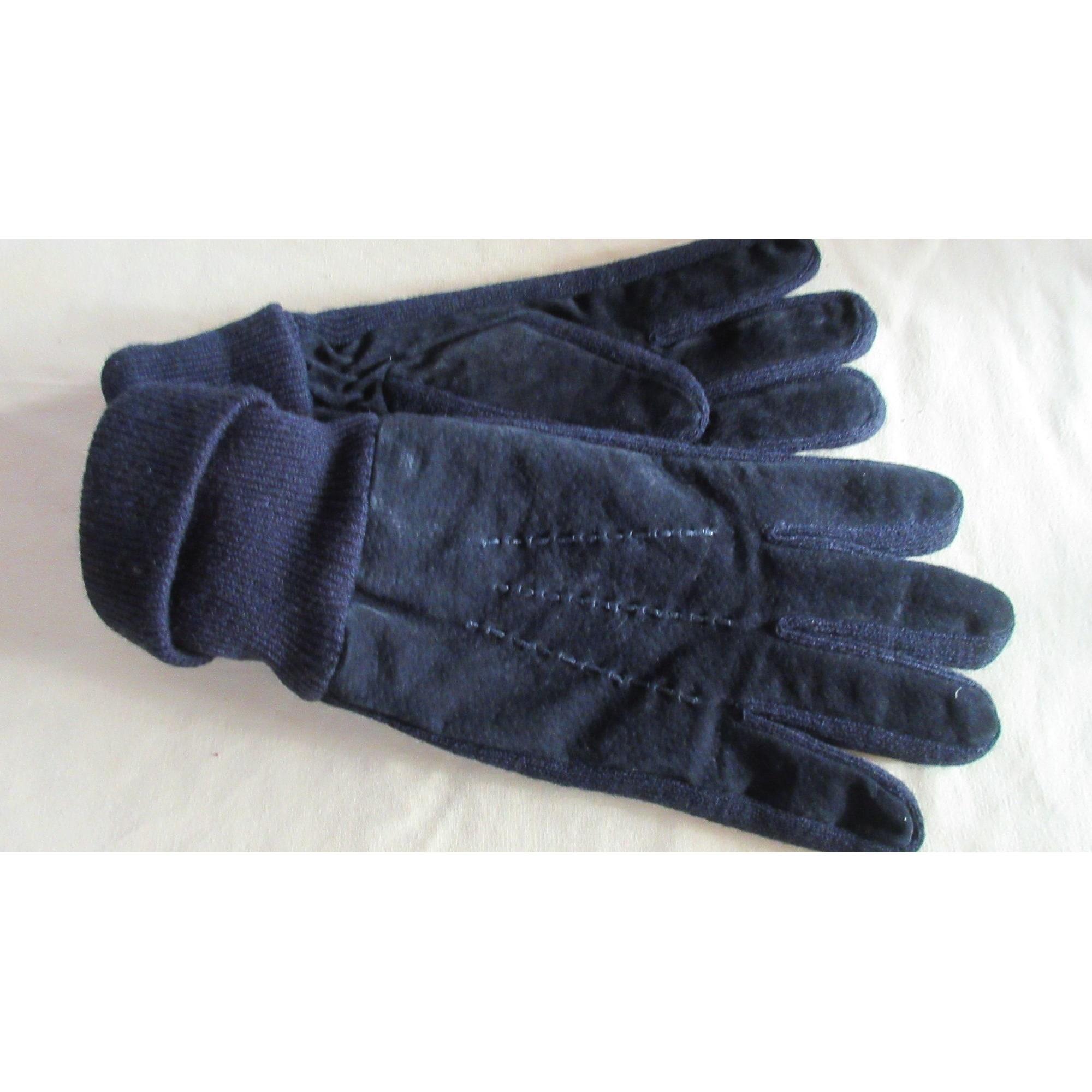 Handschuhe PRINTEMPS HOMME Schwarz