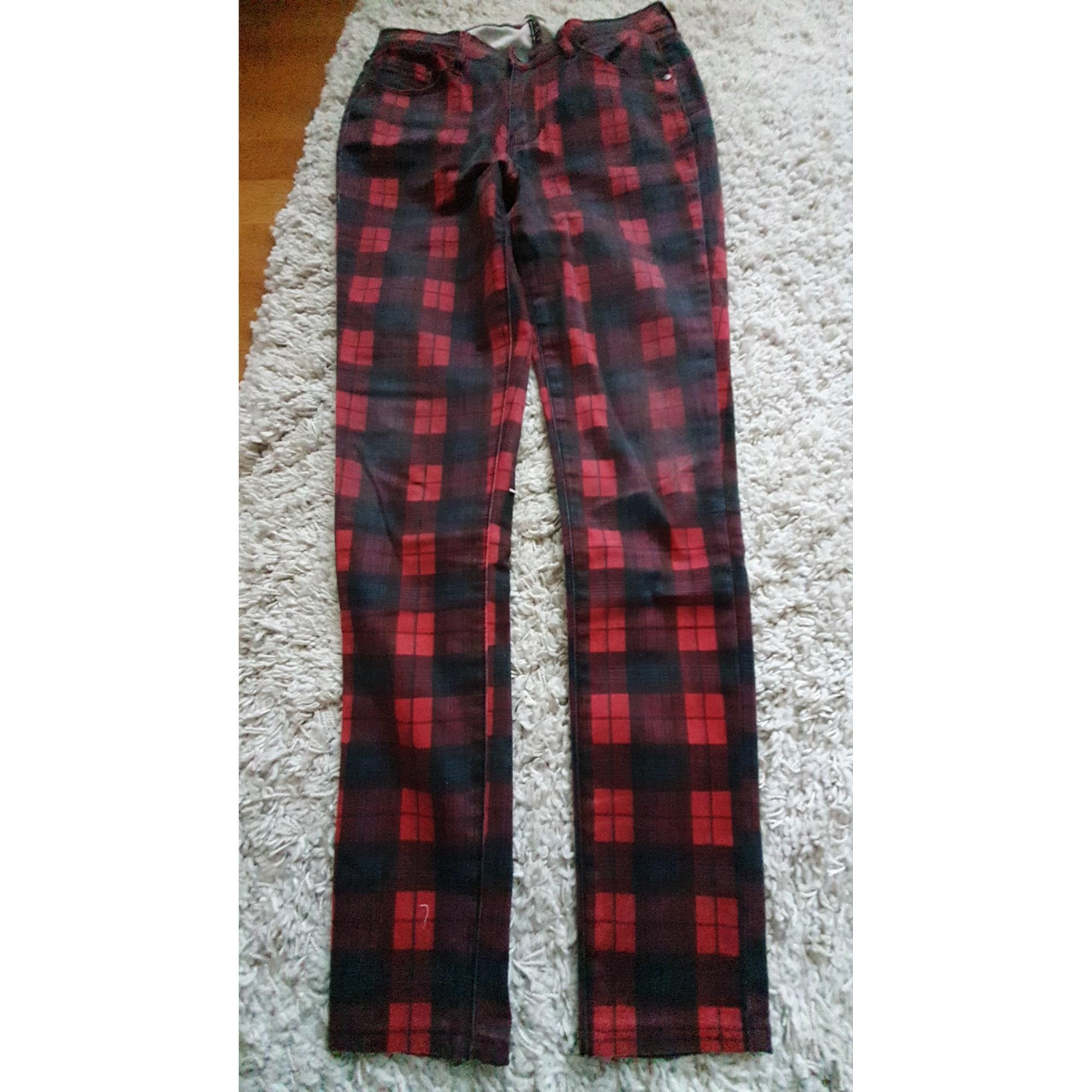 Jeans slim CINDY H Multicouleur