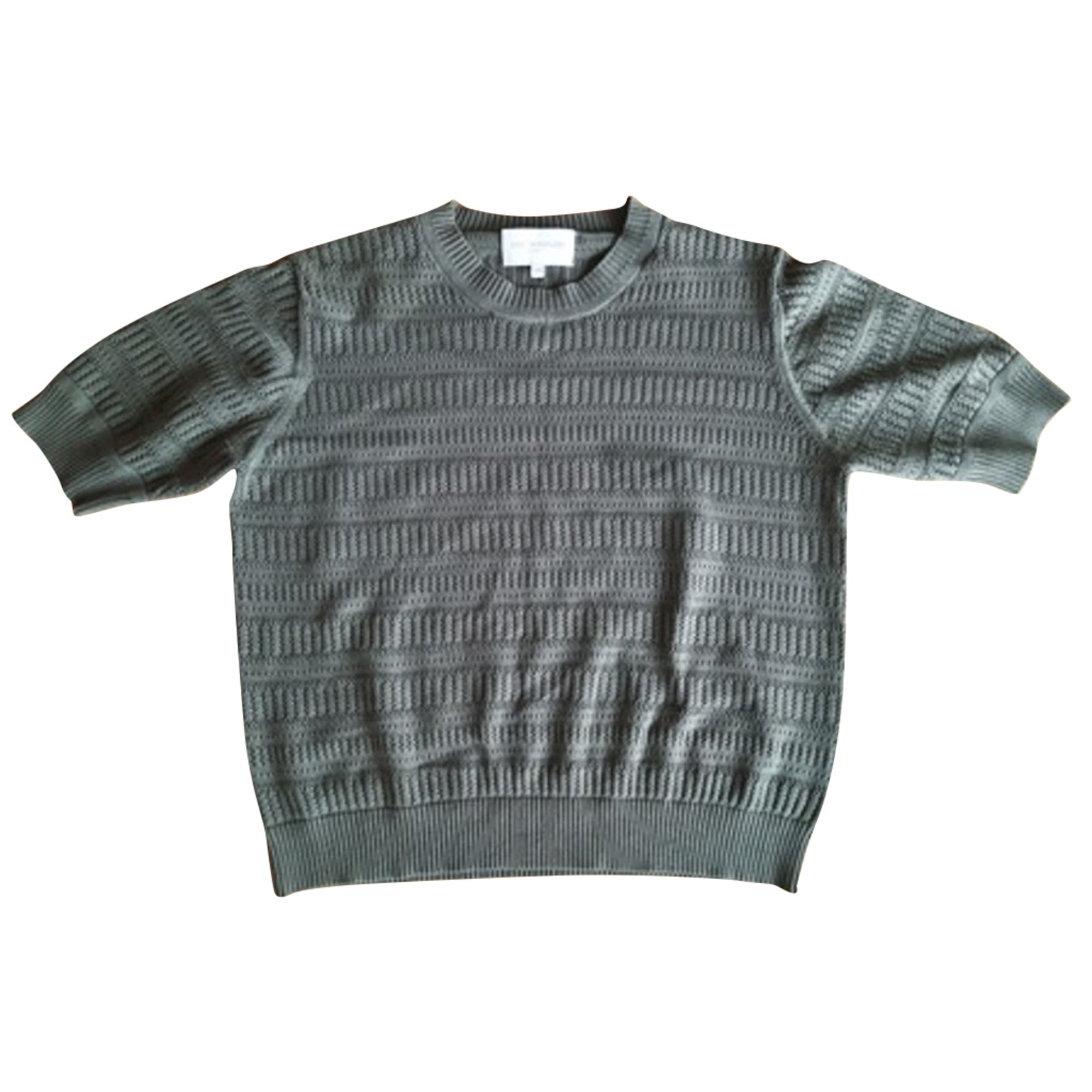 Top, tee-shirt ERIC BOMPARD Kaki