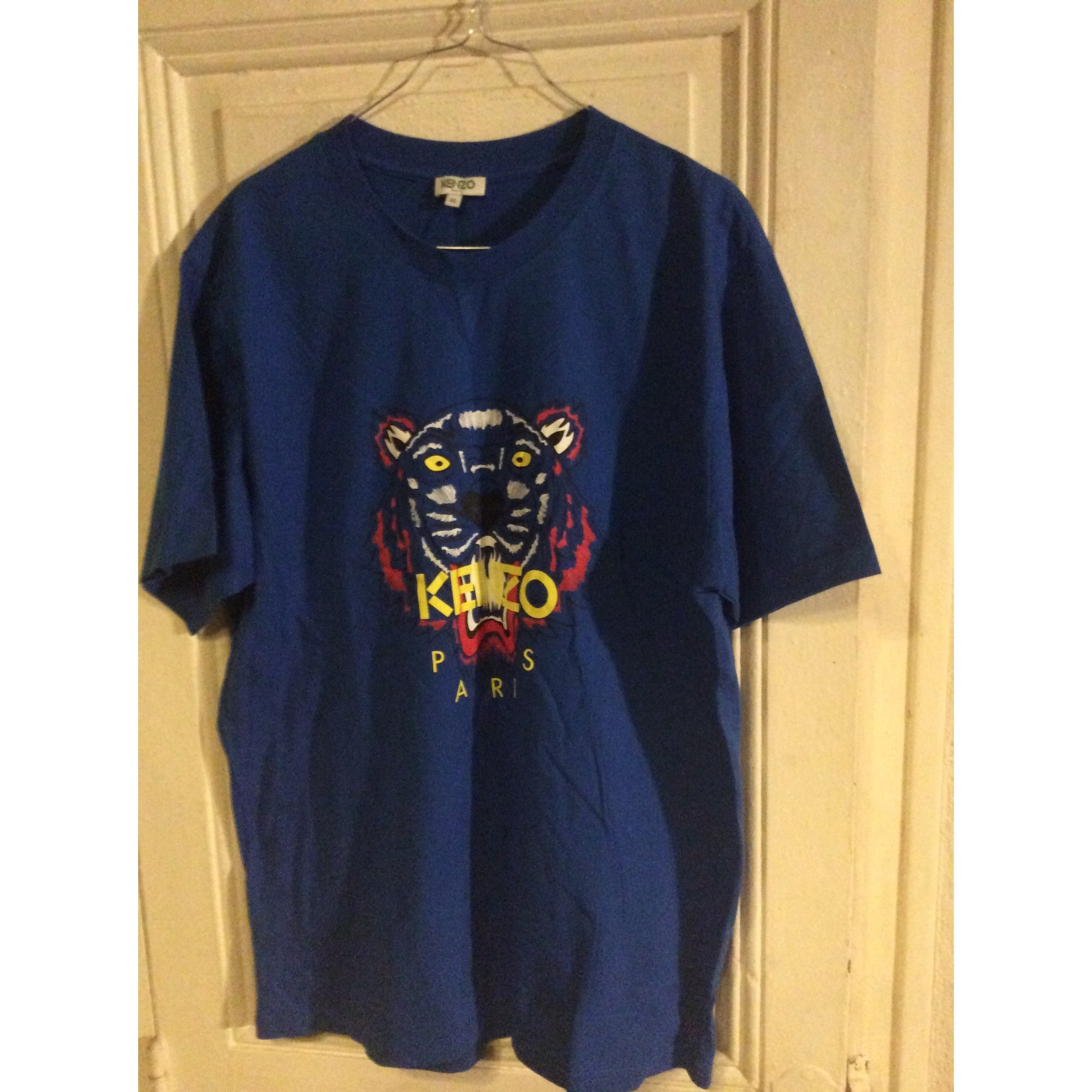 T-shirt KENZO Blue, navy, turquoise