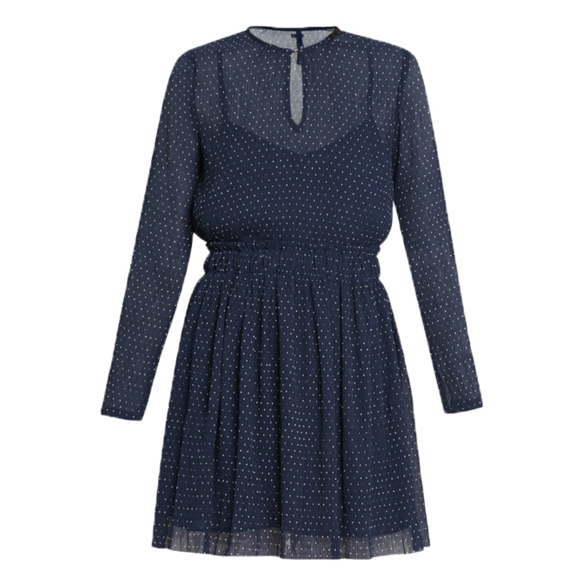 Robe courte PEPE JEANS Bleu, bleu marine, bleu turquoise