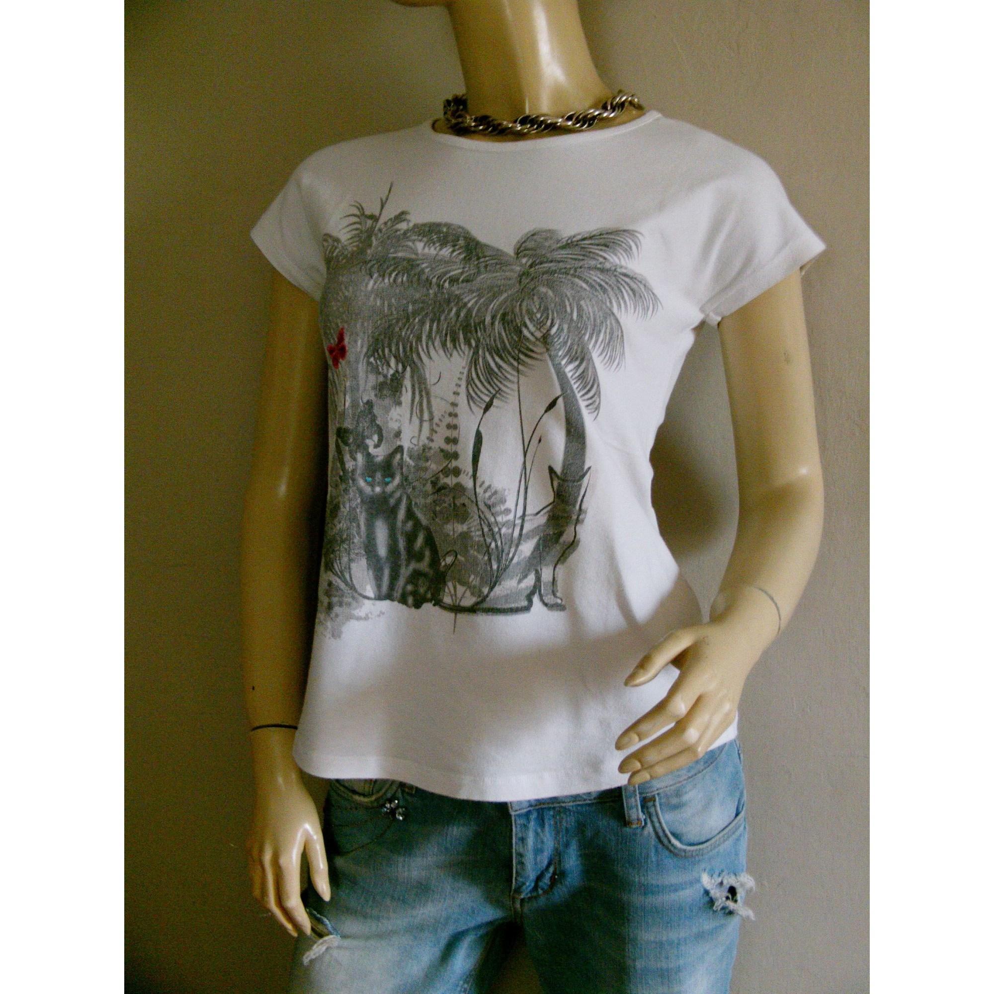 Top, tee-shirt CHACOK Blanc, blanc cassé, écru